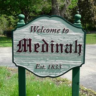 Welcome to Medinah