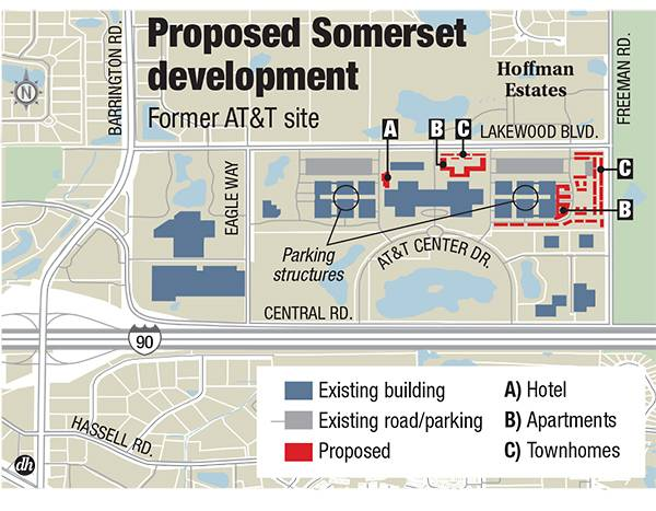 Somerset development