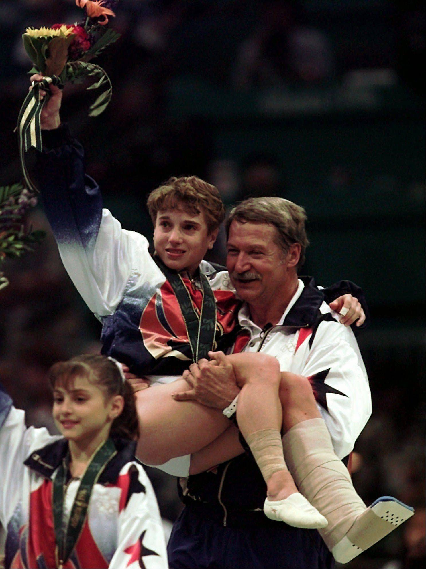 Poll Vault: What's your favorite moment in U.S. Olympic history?