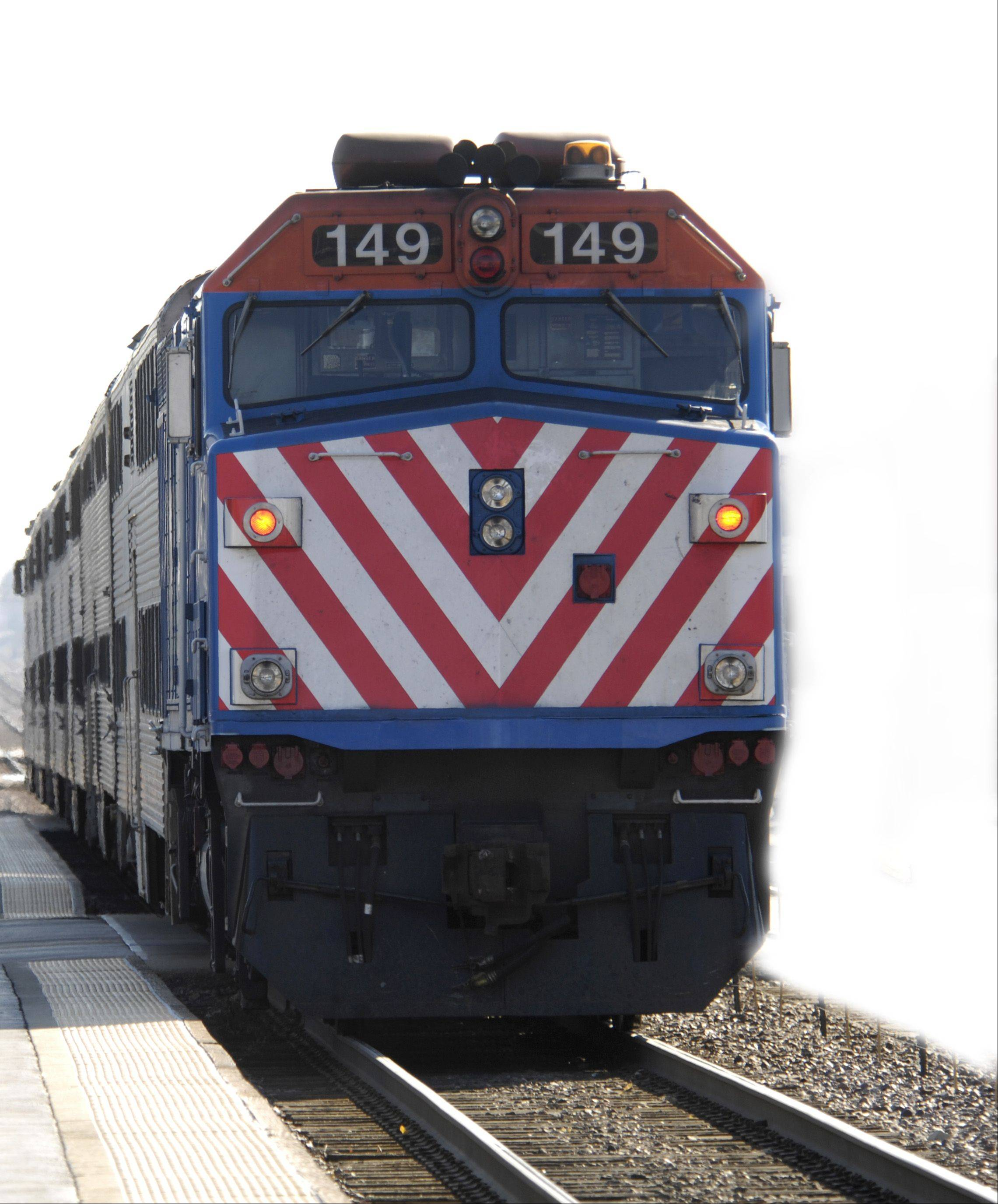 Parade, freight problems delay Metra riders