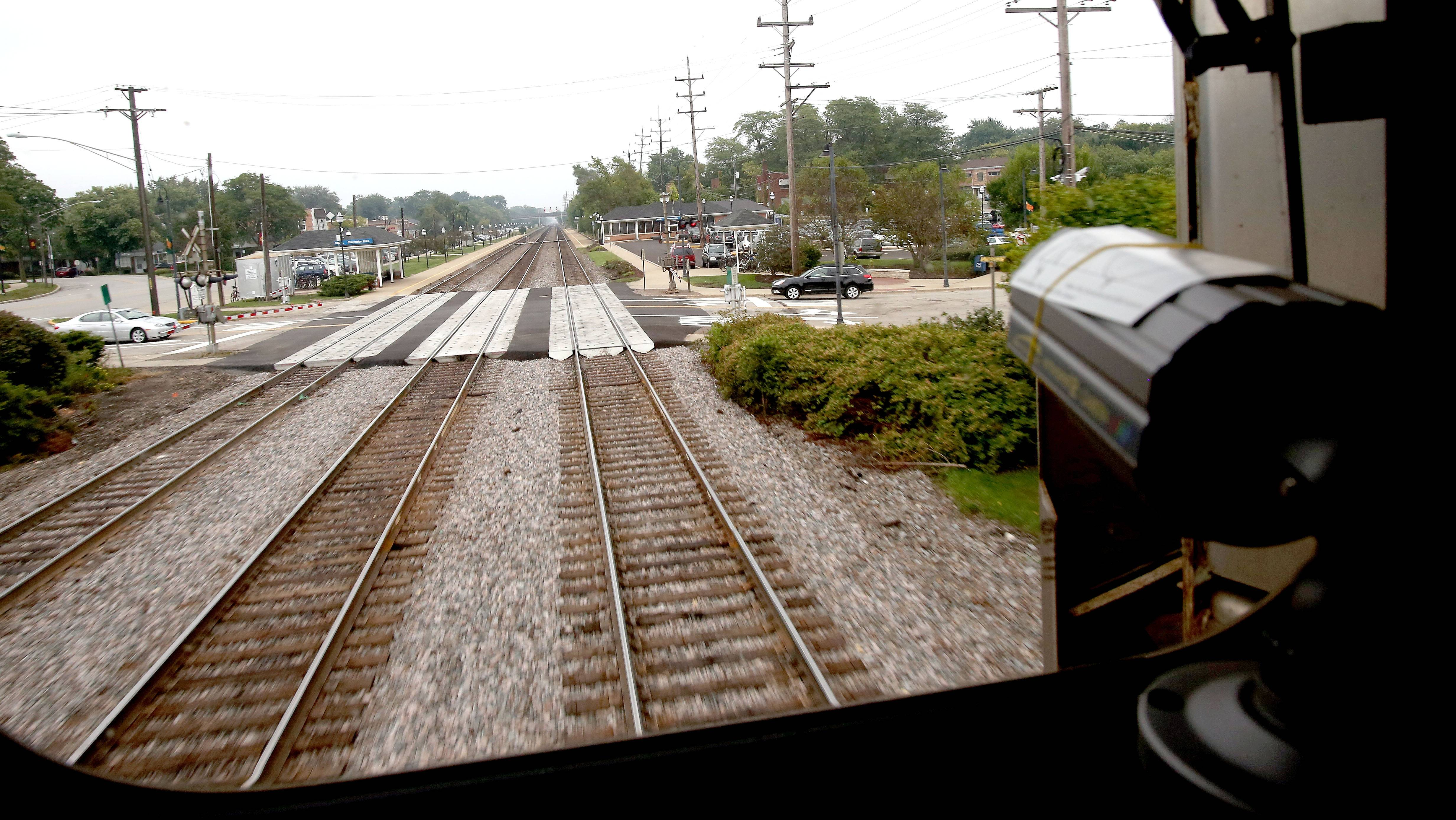 BNSF riders can expect some variety during track repairs