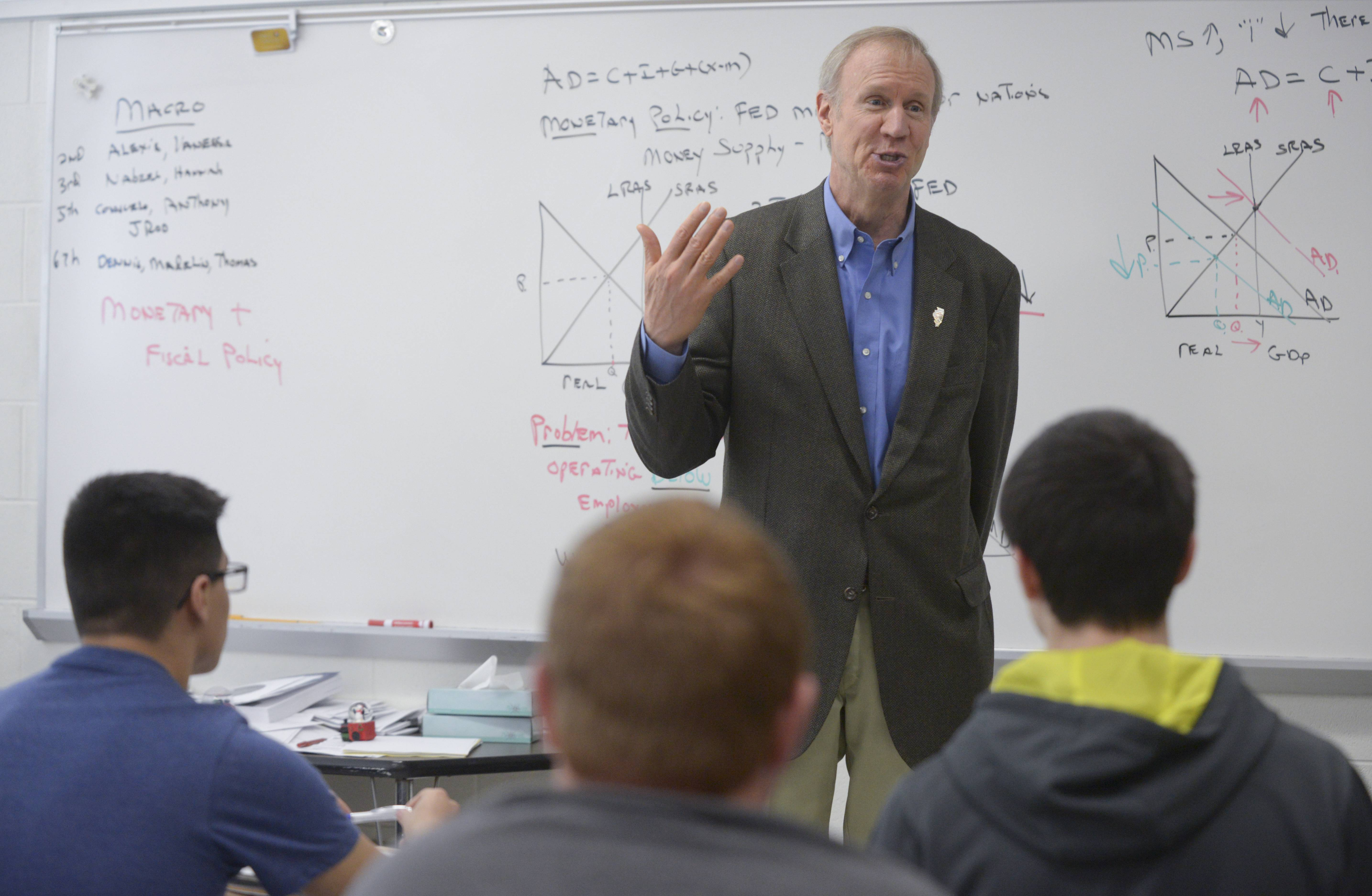 Rauner's plan would increase pension penalties for schools