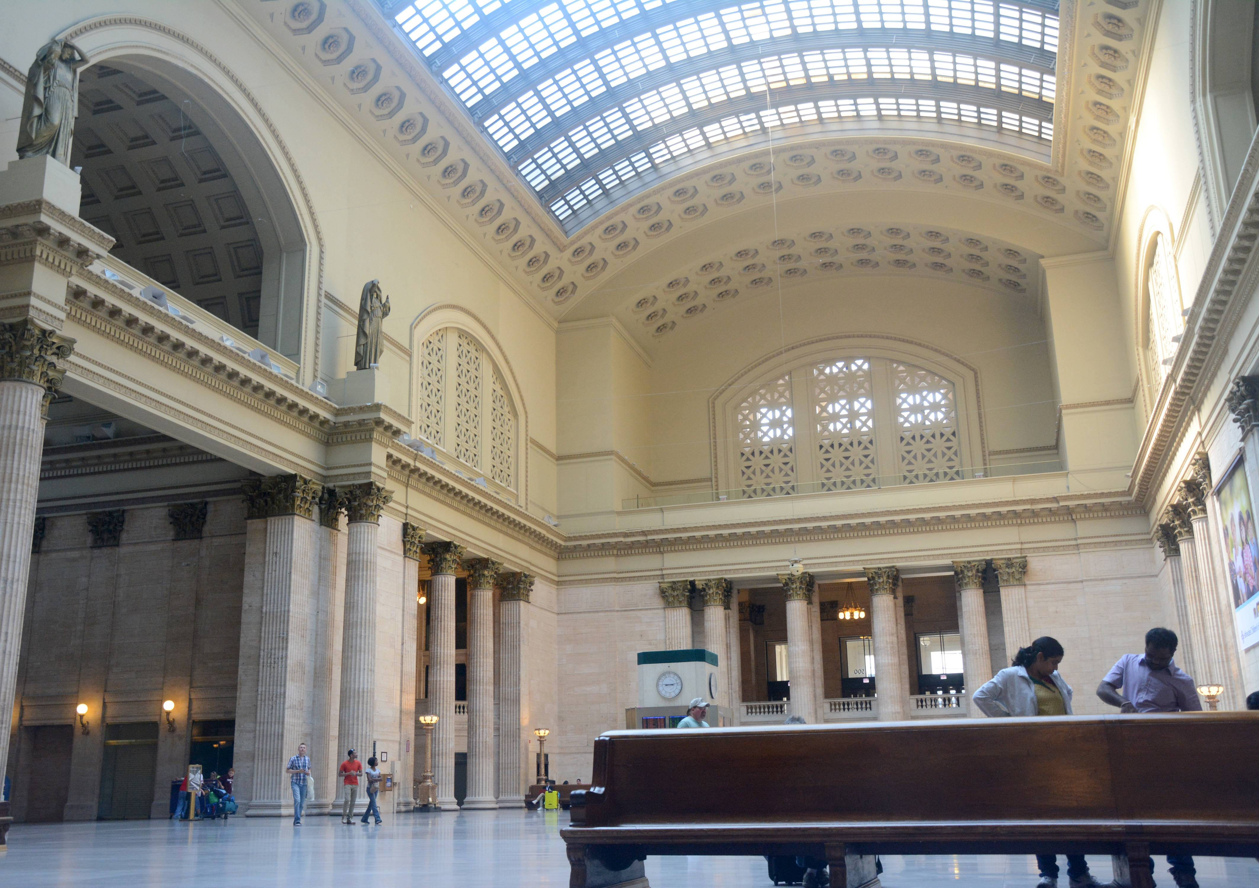 Union Station renovation plans to be announced today