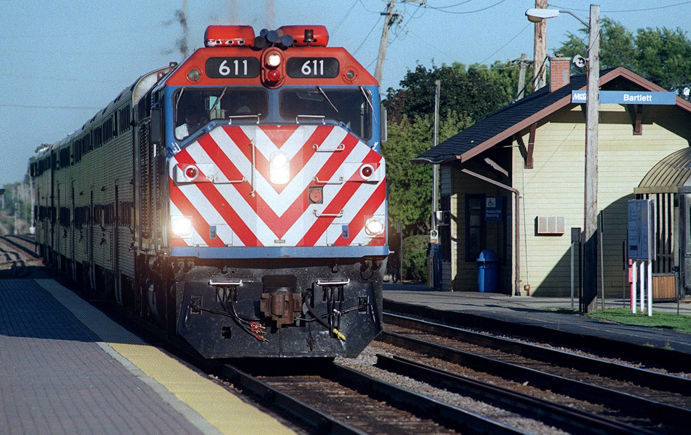 Zoning out? Metra consultants to rethink fare structure