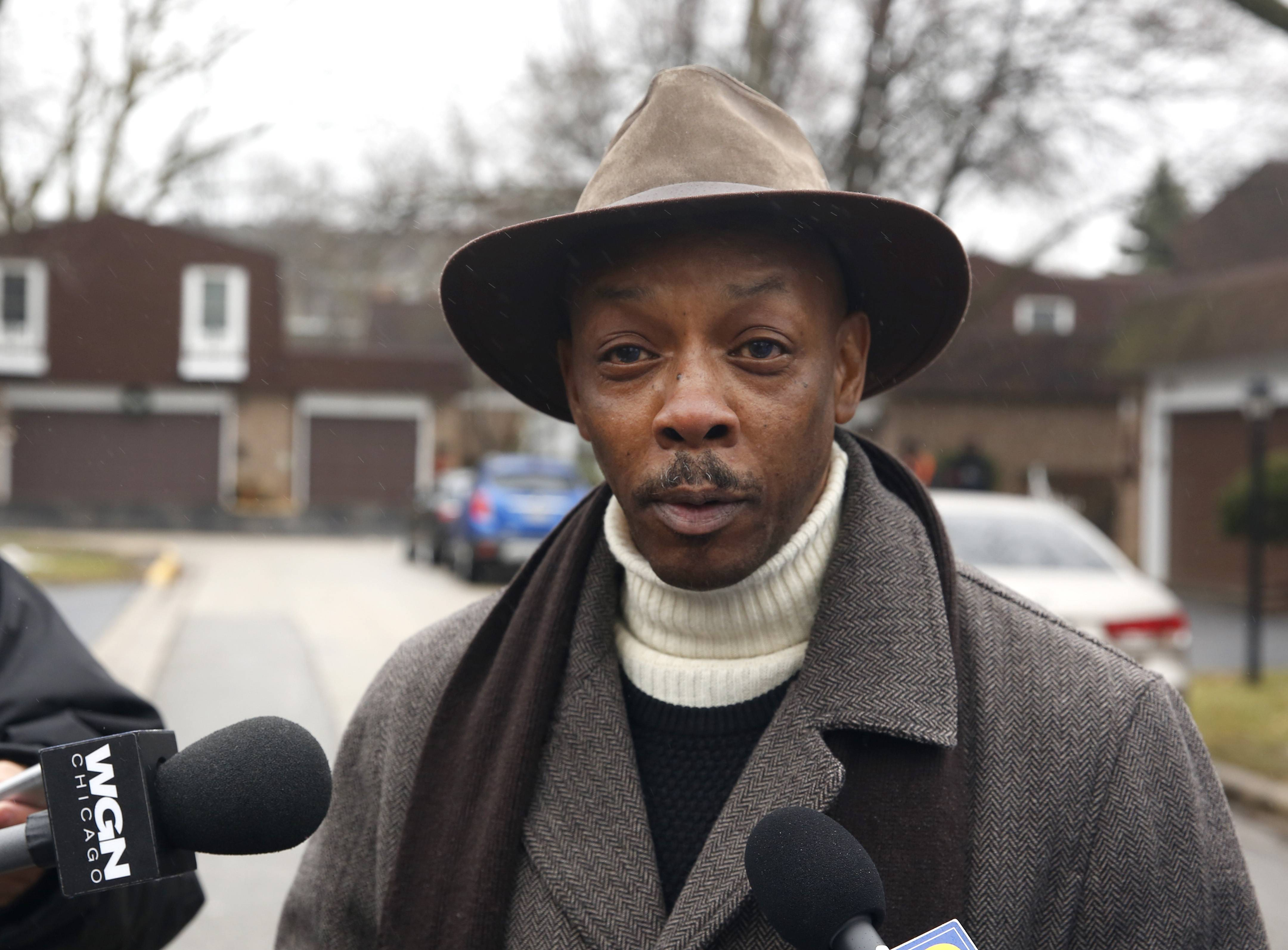 The Rev. Alfonzo Singletary of the Tabernacle of Hope Church of God in Christ in Chicago, and Trevon Johnson's uncle, says the family is at peace as it prepares to bury the 17-year-old but still has many questions about the shooting that took his life.