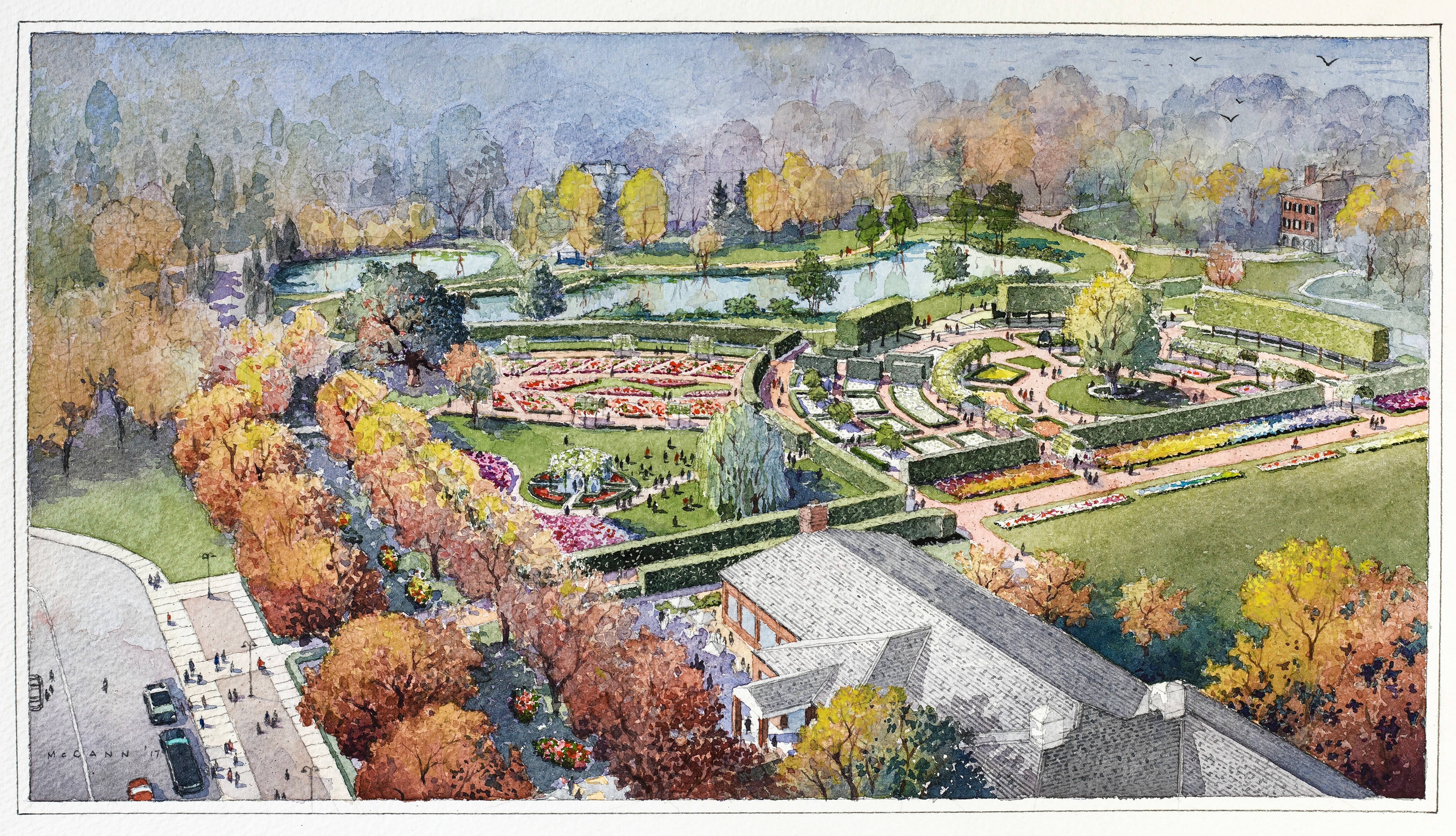 $25 million project to revamp Cantigny gardens, museums