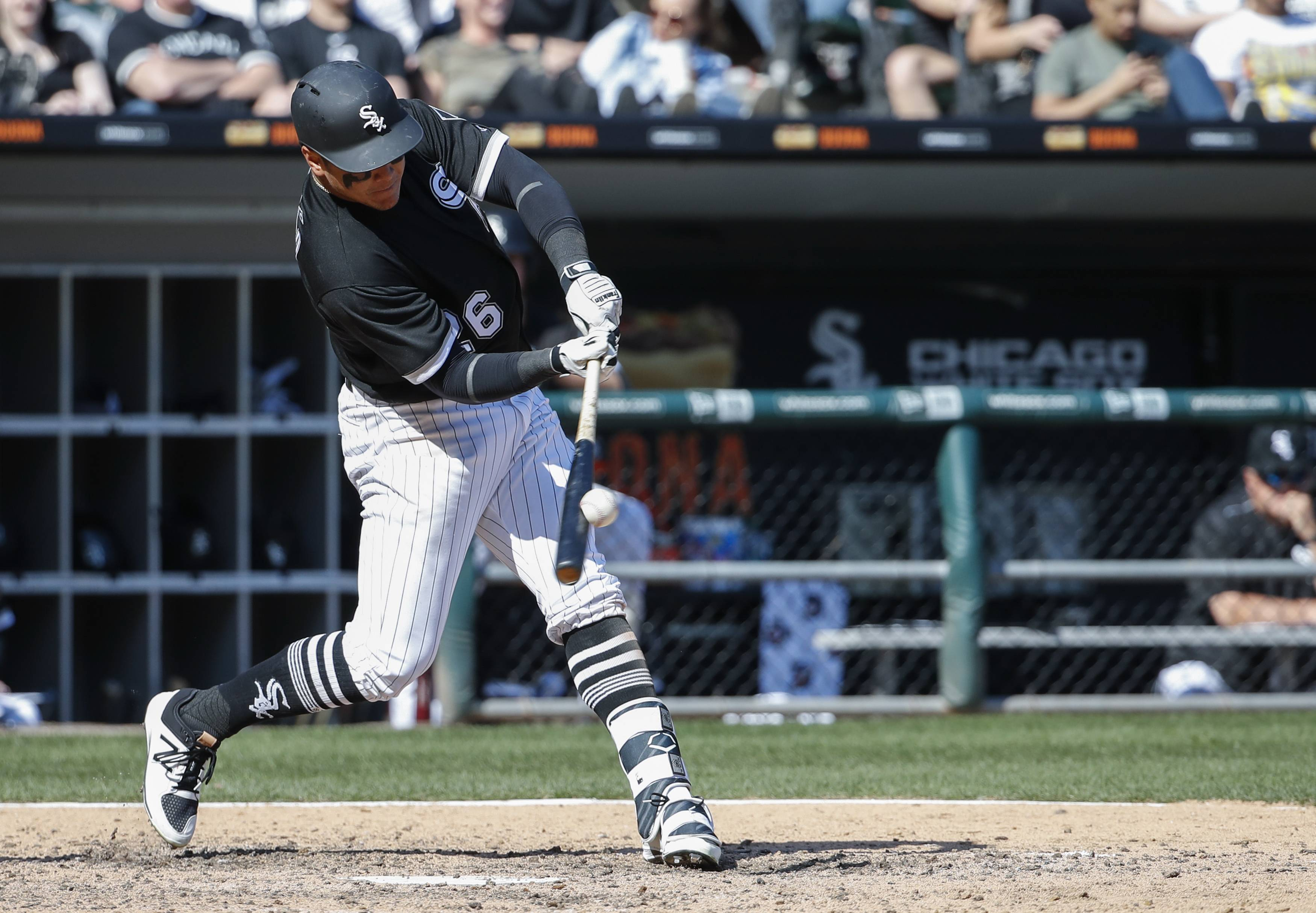 Garcia's hot bat lifts White Sox to 6-2 win over Twins