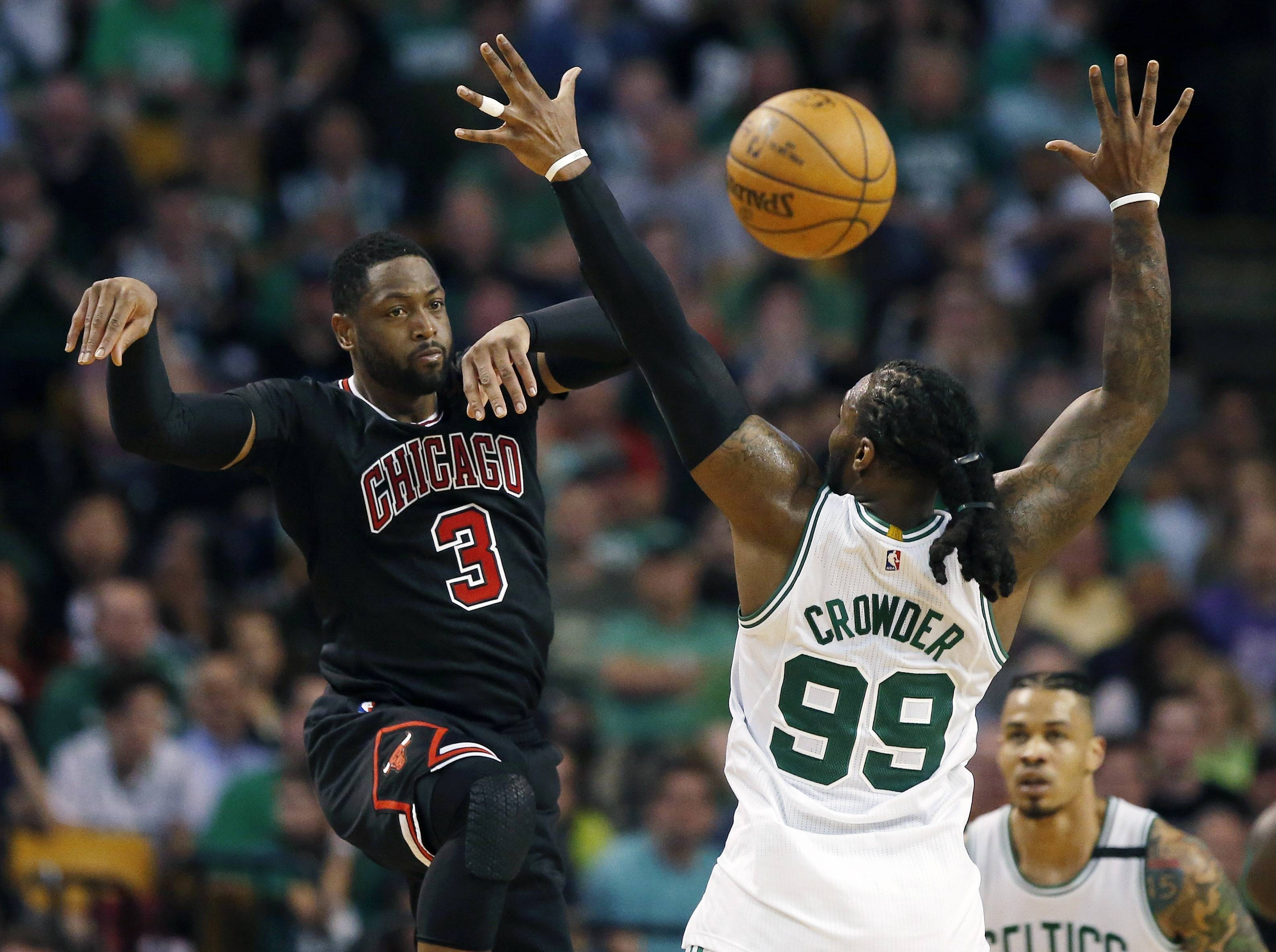 Bulls have reason to feel good about chances against Boston
