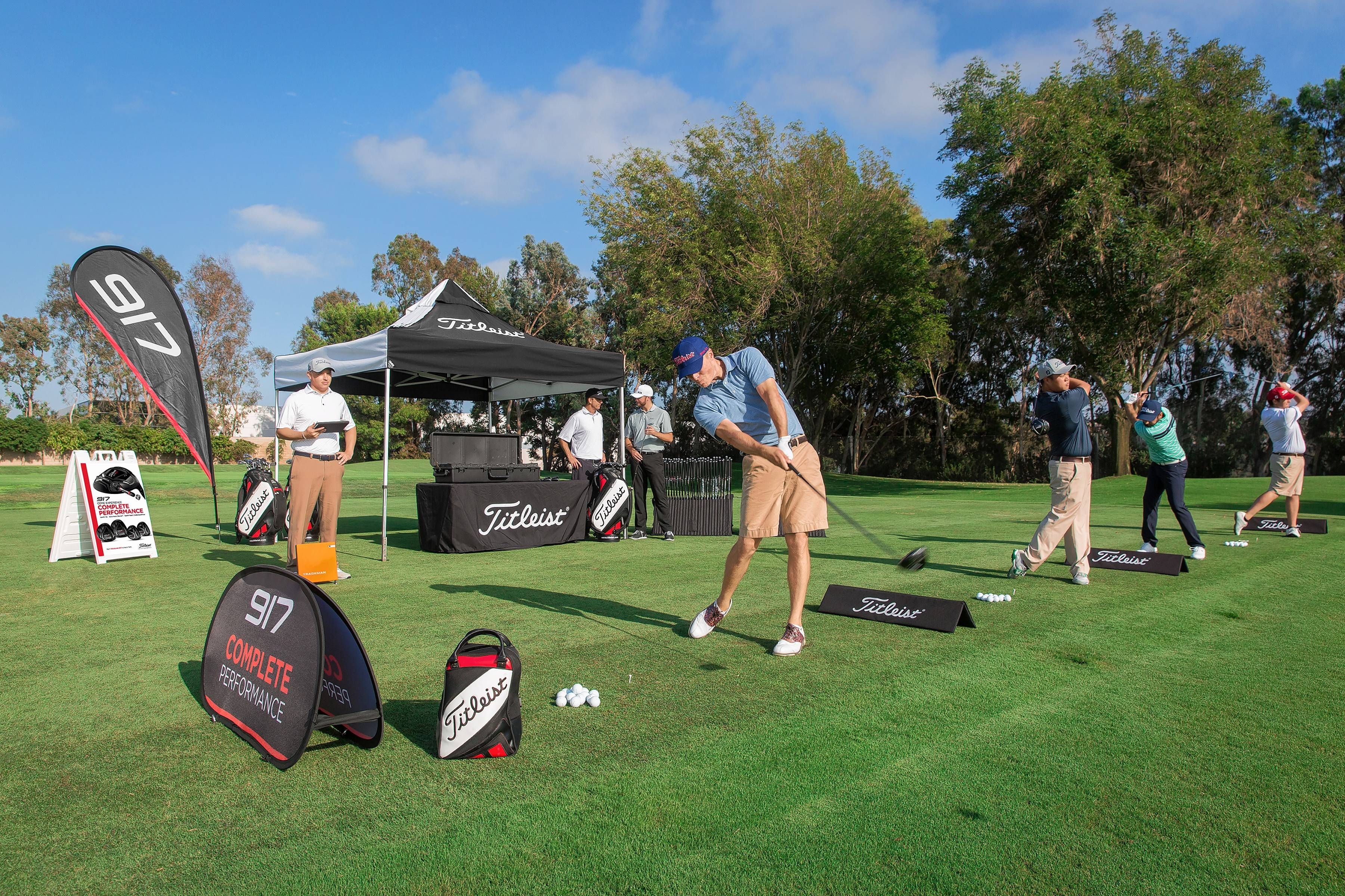 "Attending a ""Demo Day"" at a local golf course is a good way to try out new equipment that could help your game."