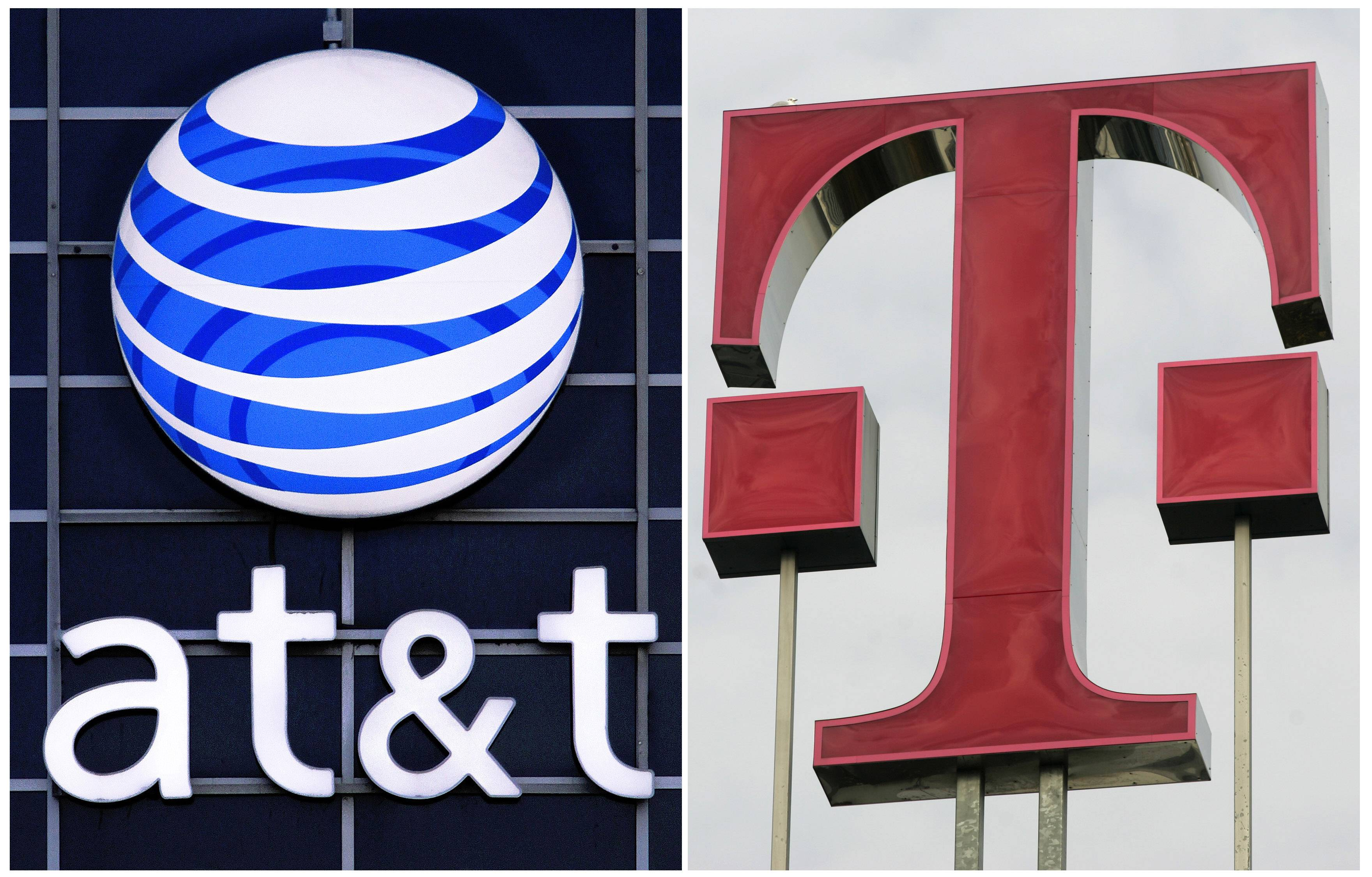 AT&T said most consumers are now off the traditional landline system as the company prepares for the next generation of 911 service. Also, T-Mobile announced it is opening 1,000 new stores nationwide, including 40 in the Chicago and suburban area as it debuts its latest upgraded network.