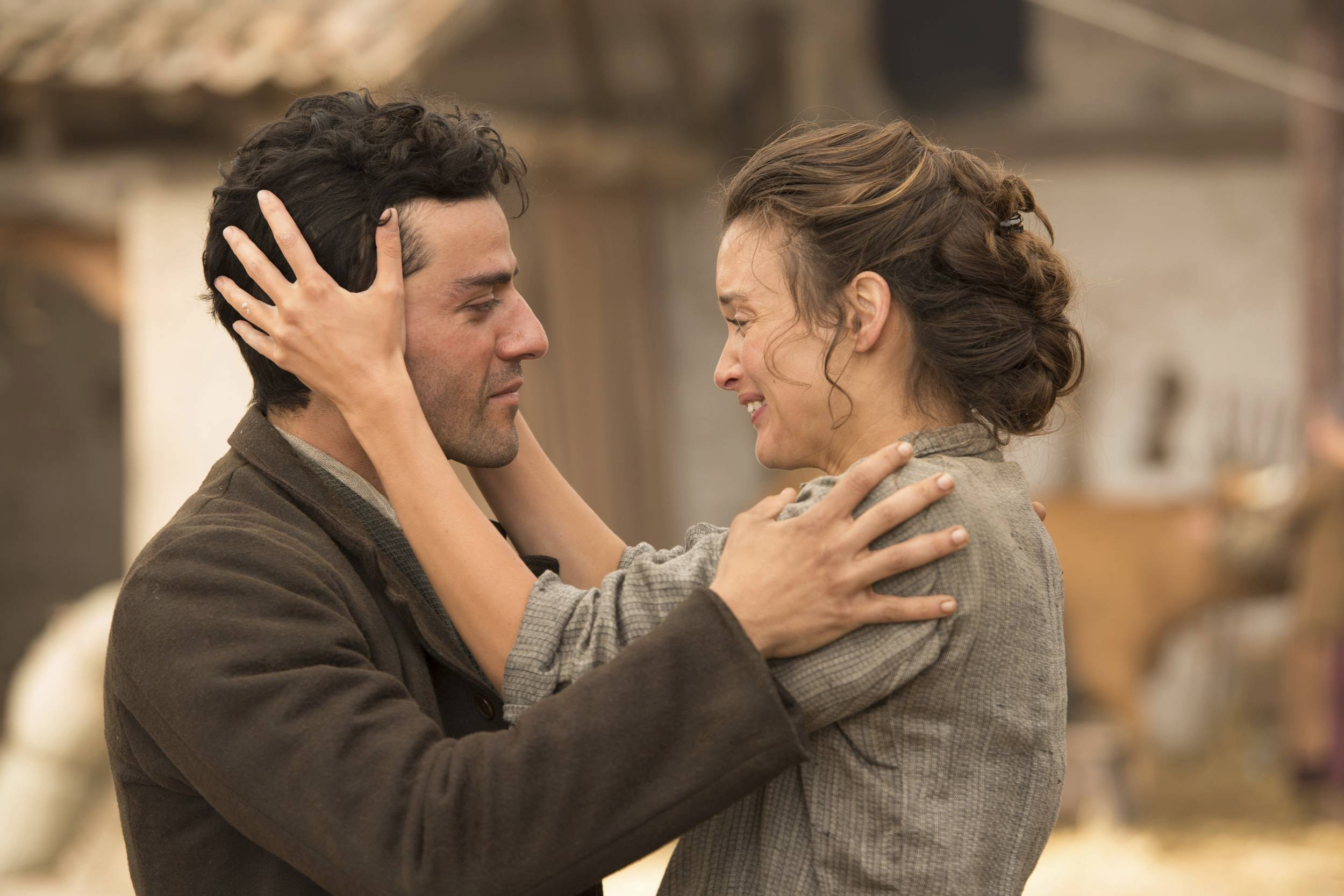"A would-be doctor (Oscar Isaac) and a tutor (Charlotte Le Bon) fall in love against the backdrop of the Armenian genocide in ""The Promise."""