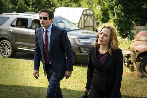 "Fox said Thursday it has ordered a second chapter of what it's calling an ""X-Files"" event series. The 10-episode series will air during the upcoming 2017-18 TV season."
