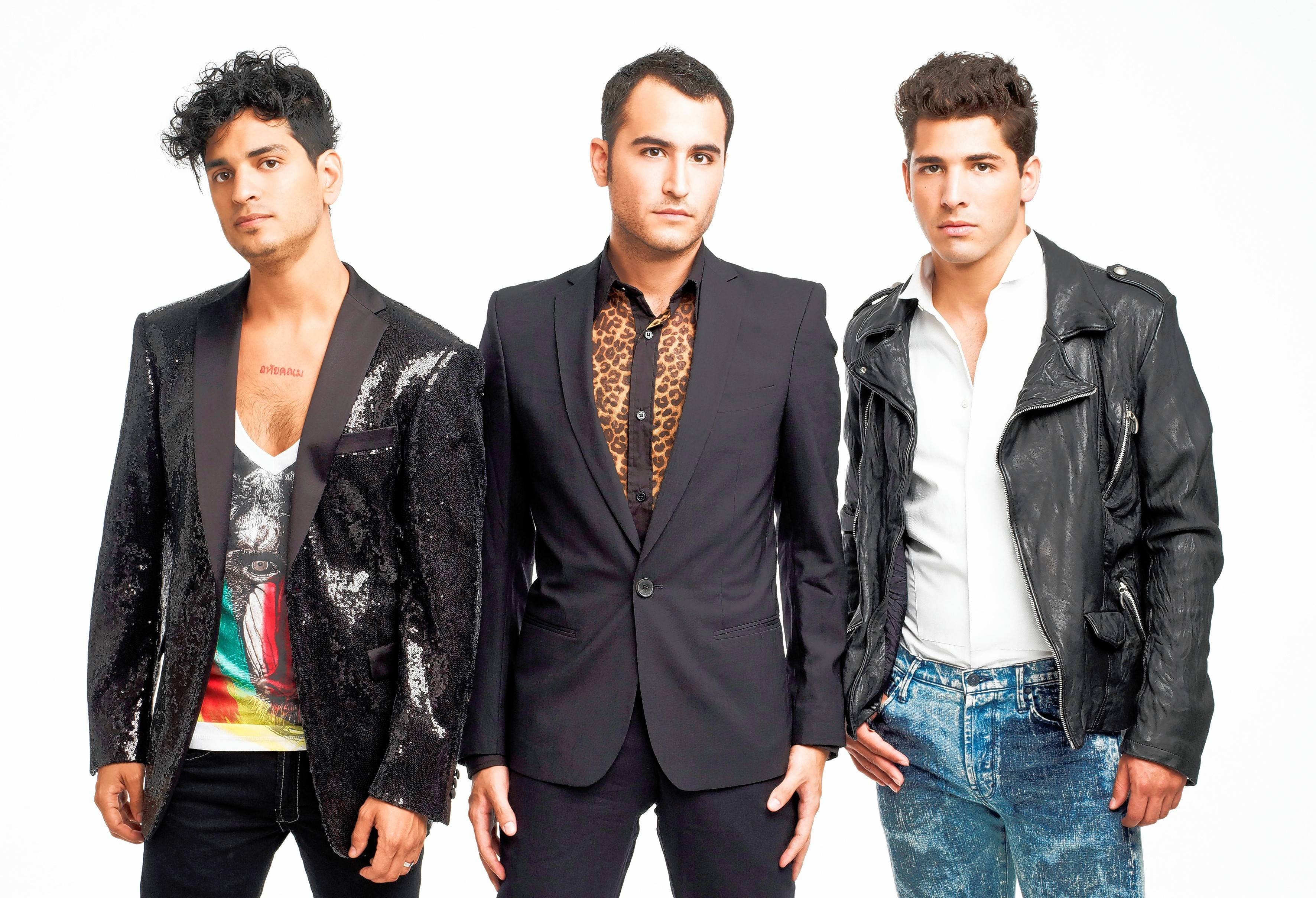 "The Mexican pop band Reik brings its ""Des/Amor Tour"" to the Rosemont Theatre on Friday, April 21."