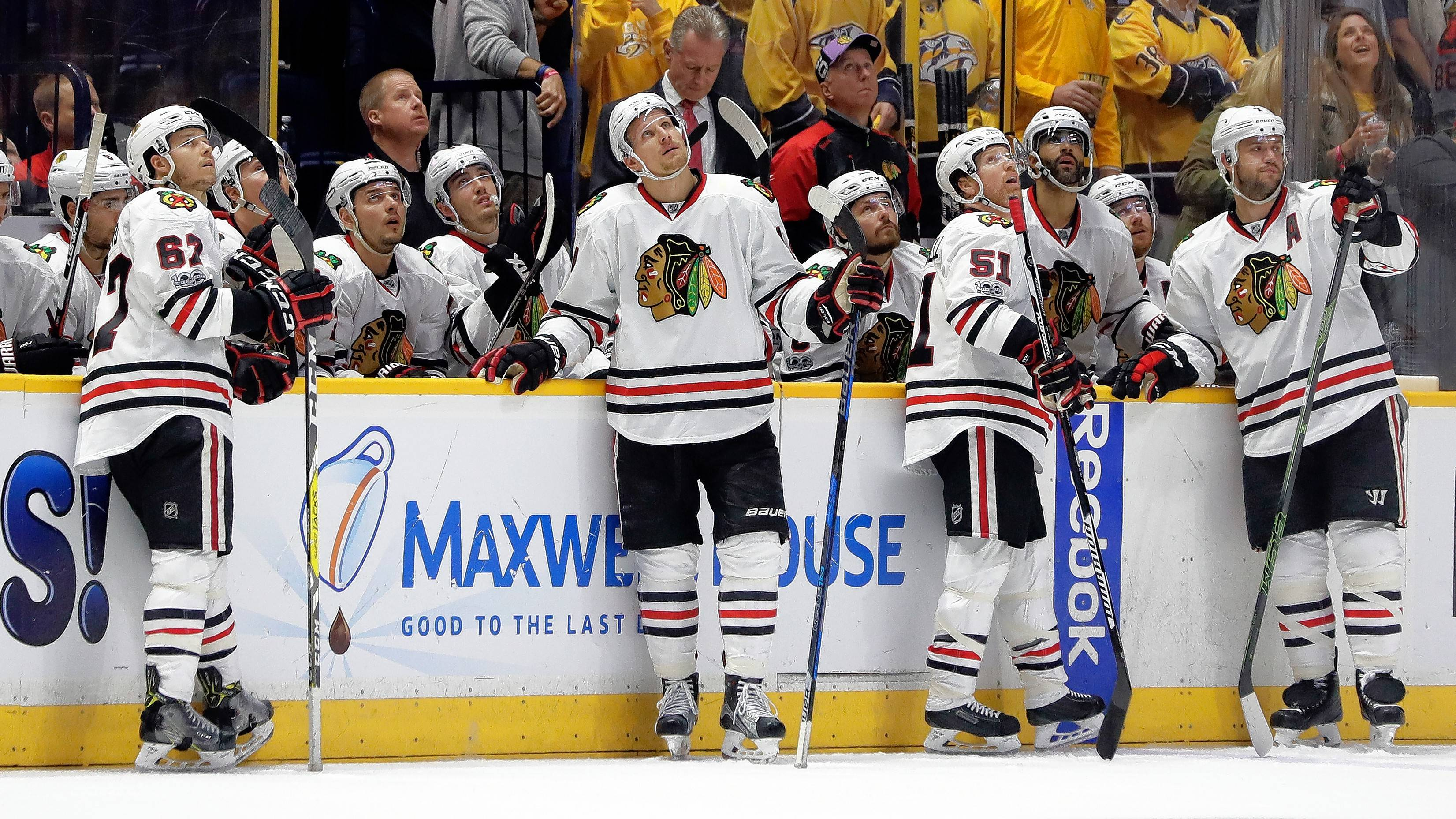 4 reasons why the Chicago Blackhawks were swept by Nashville