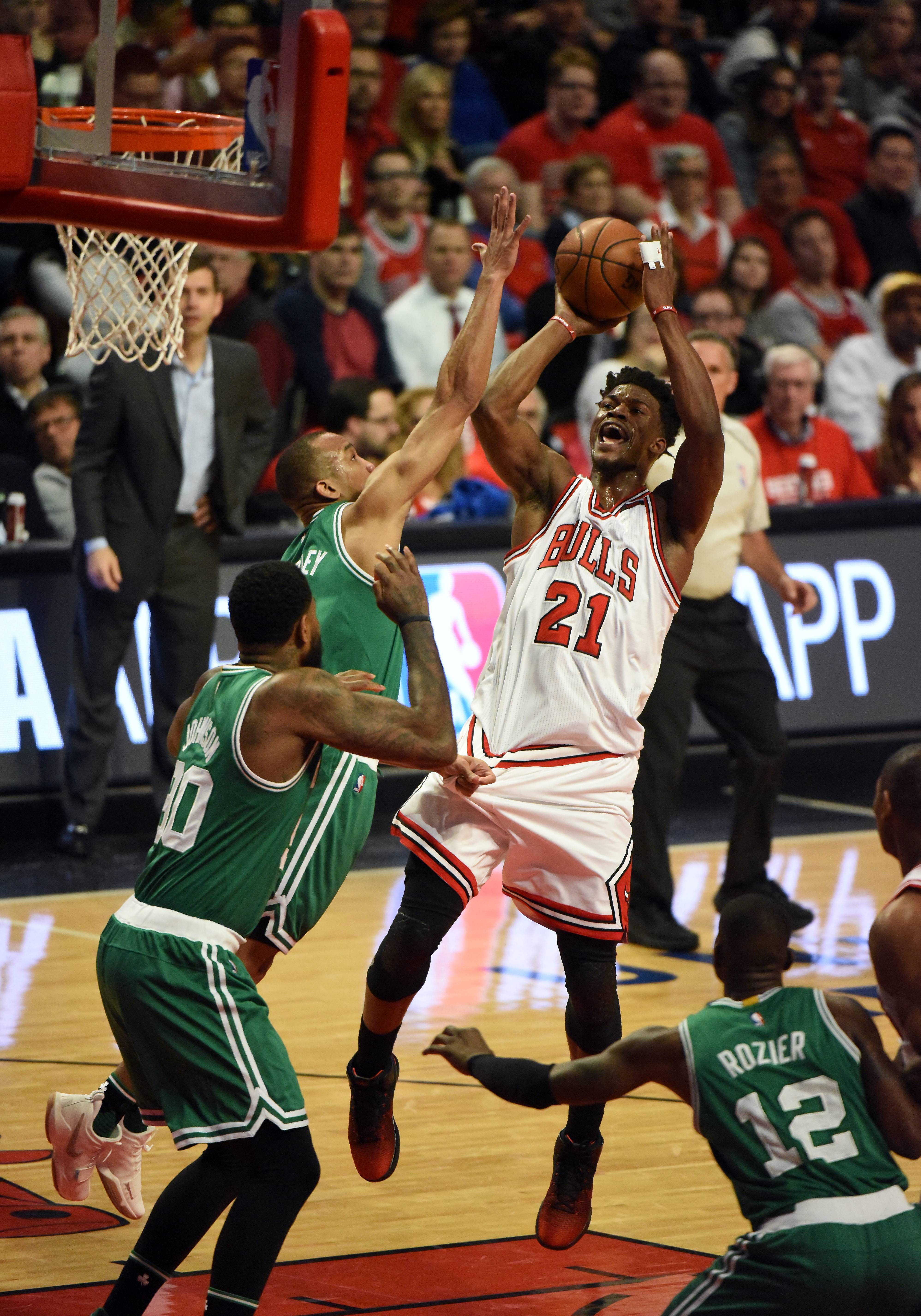 Bulls' chances in Game 4 depend on a better performance from Butler