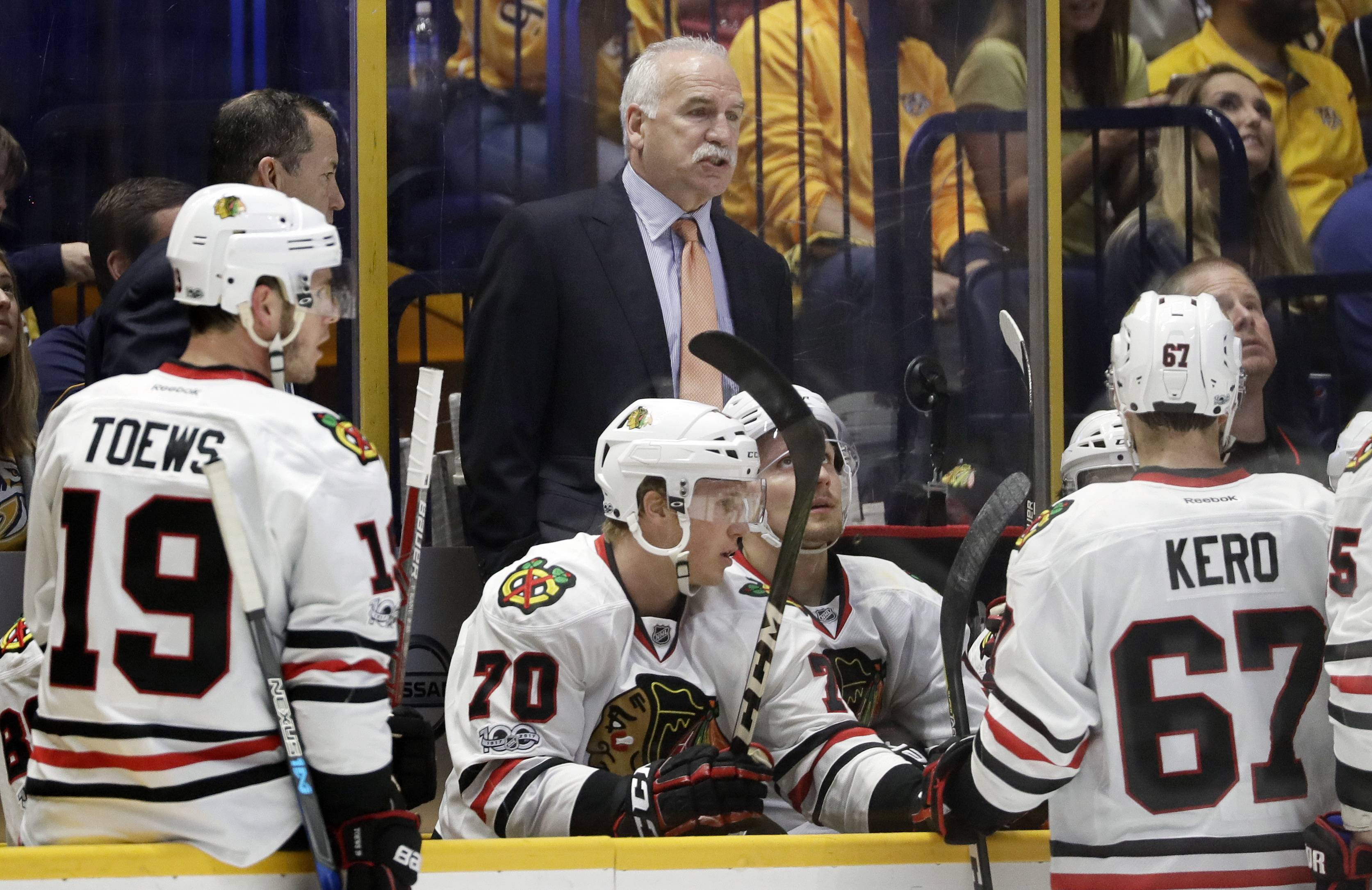 Rozner: Blackhawks' failure to launch will result in change