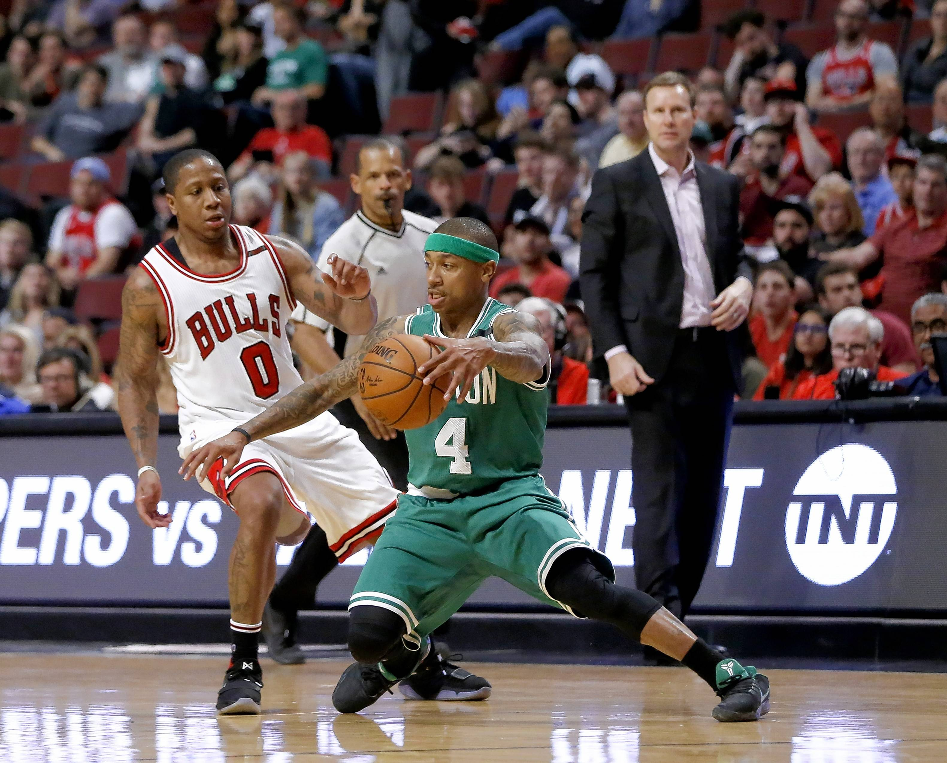 Bulls' Canaan comes from nowhere to play major role in Game 4