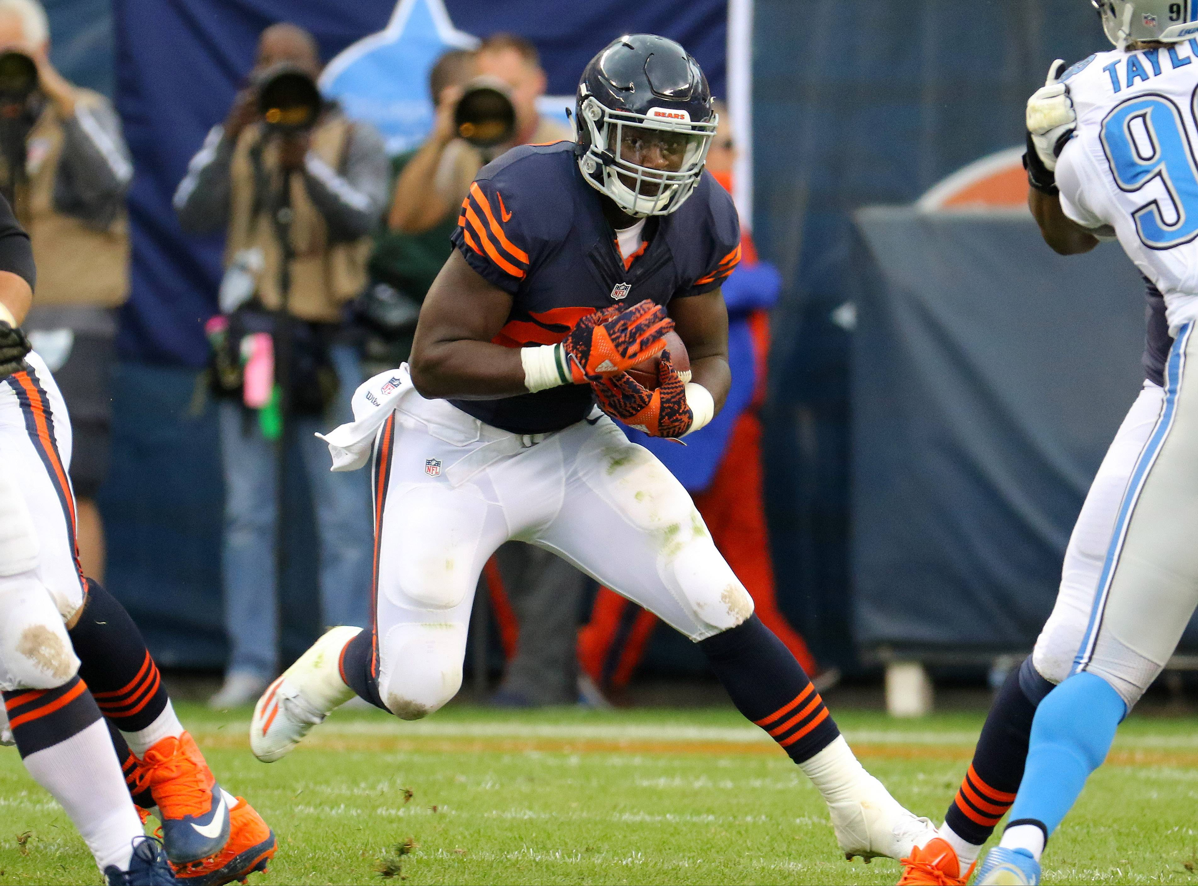 Howard, Bellamy latest Piccolo Award winners for Bears