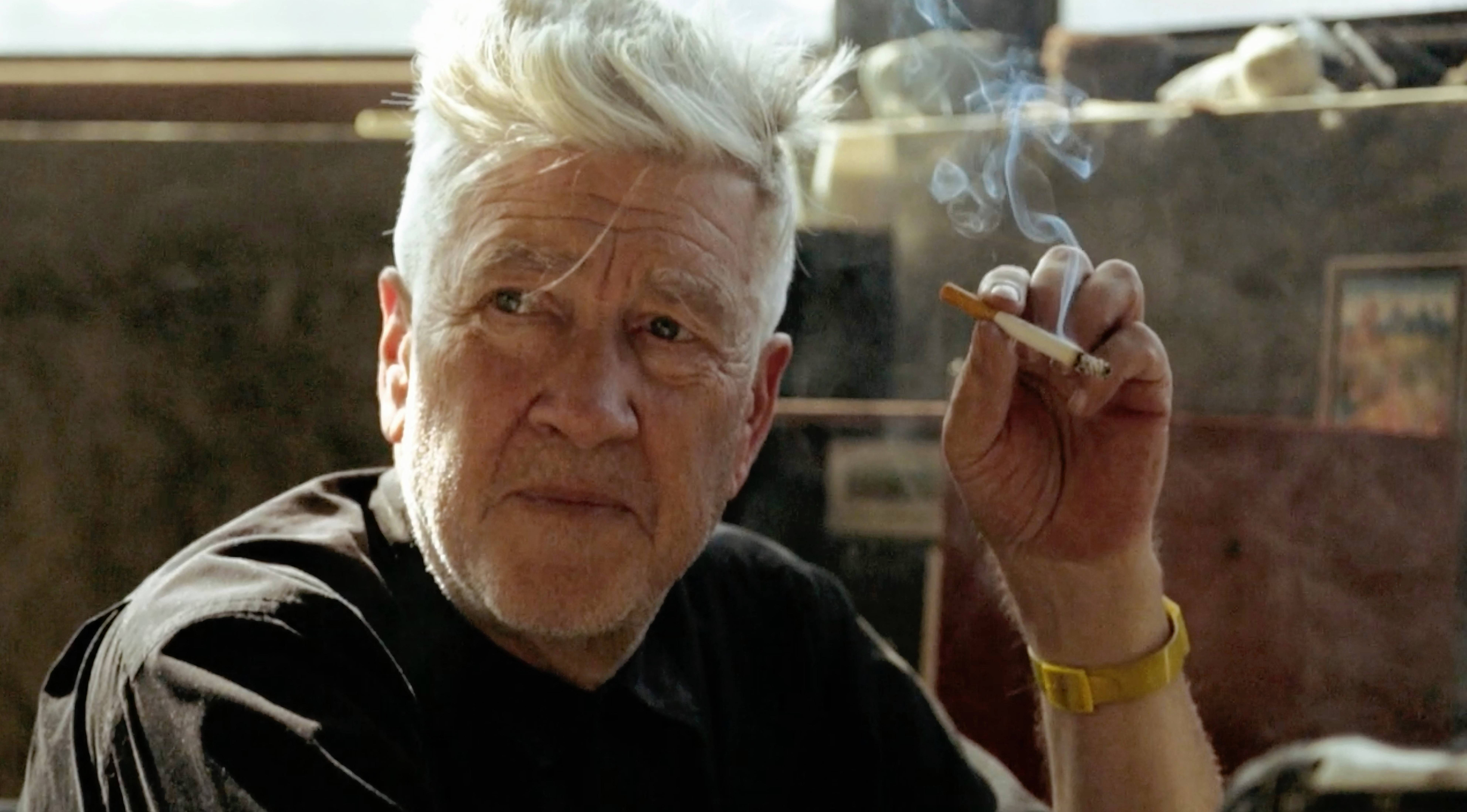 "Filmmaker David Lynch gets a highly personal profile in the new documentary ""David Lynch: The Art of Life."""