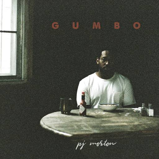 "This cover image released by Morton Records shows ""Gumbo,"" the latest release by PJ Morton. (Morton Records via AP)"