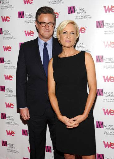 "MSNBC confirmed Thursday that ""Morning Joe"" co-hosts Joe Scarborough and Mika Brzezinski are engaged."