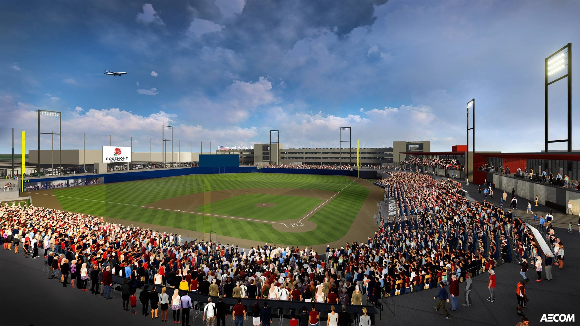 Owners: Few things minor about new Rosemont baseball franchise