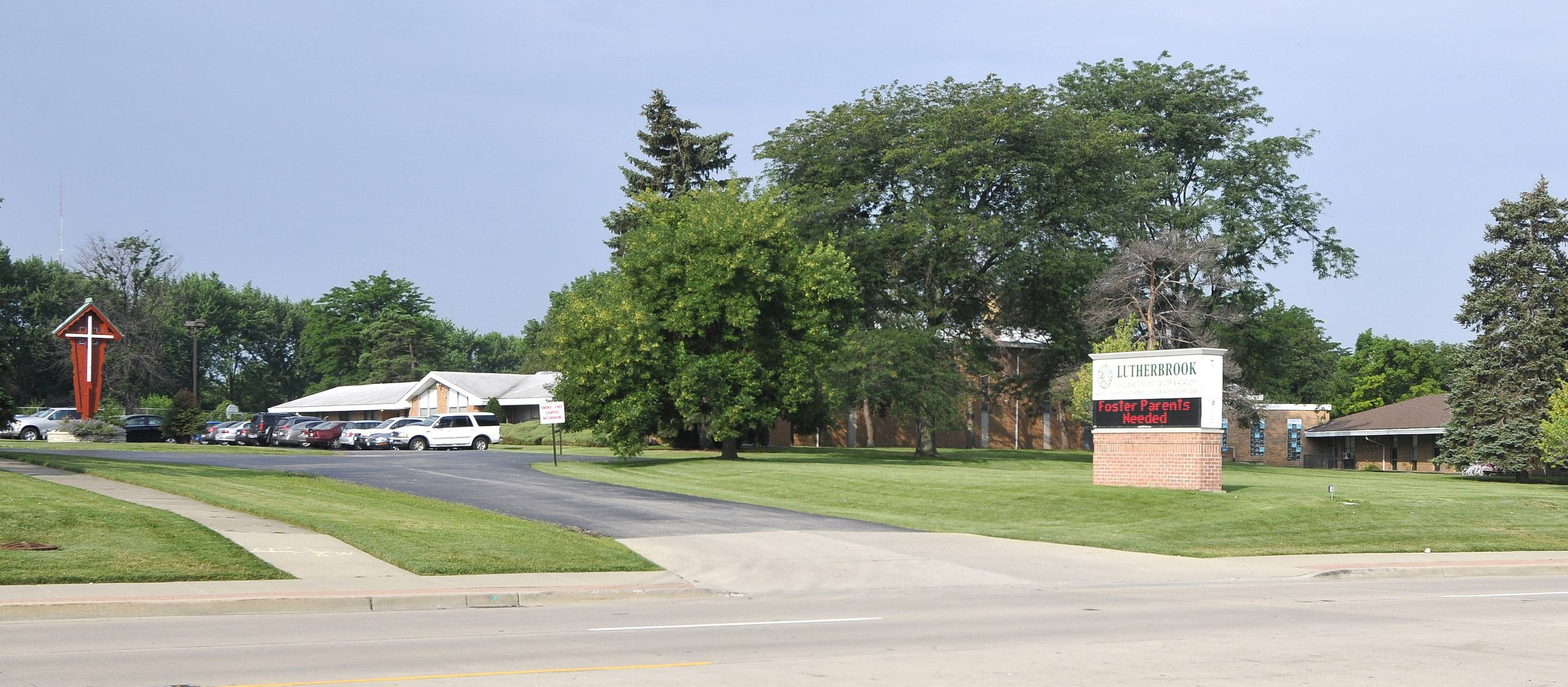 Lutherbrook Academy, on Lake Street in Addison, is slated to close by the end of June.