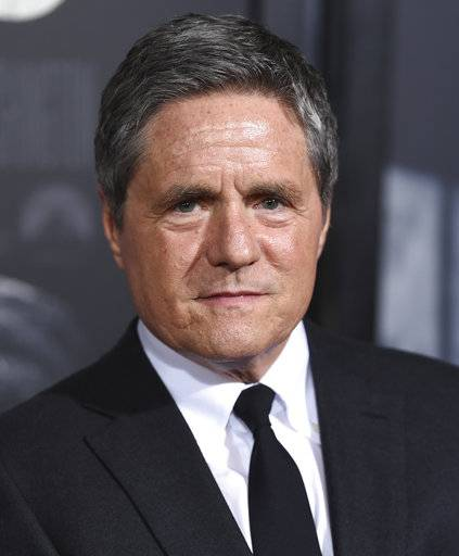 "FILE - In this Dec. 19, 2016 file photo, Paramount CEO Brad Grey attends a special screening of ""Fences"" in New York. Grey, who served as the chairman and CEO of Paramount Pictures for 12 years, has died. A family spokesperson said Monday that Grey, who was battling cancer, died Sunday at his home in Holmby Hills. He was 59. (Photo by Evan Agostini/Invision/AP, File)"