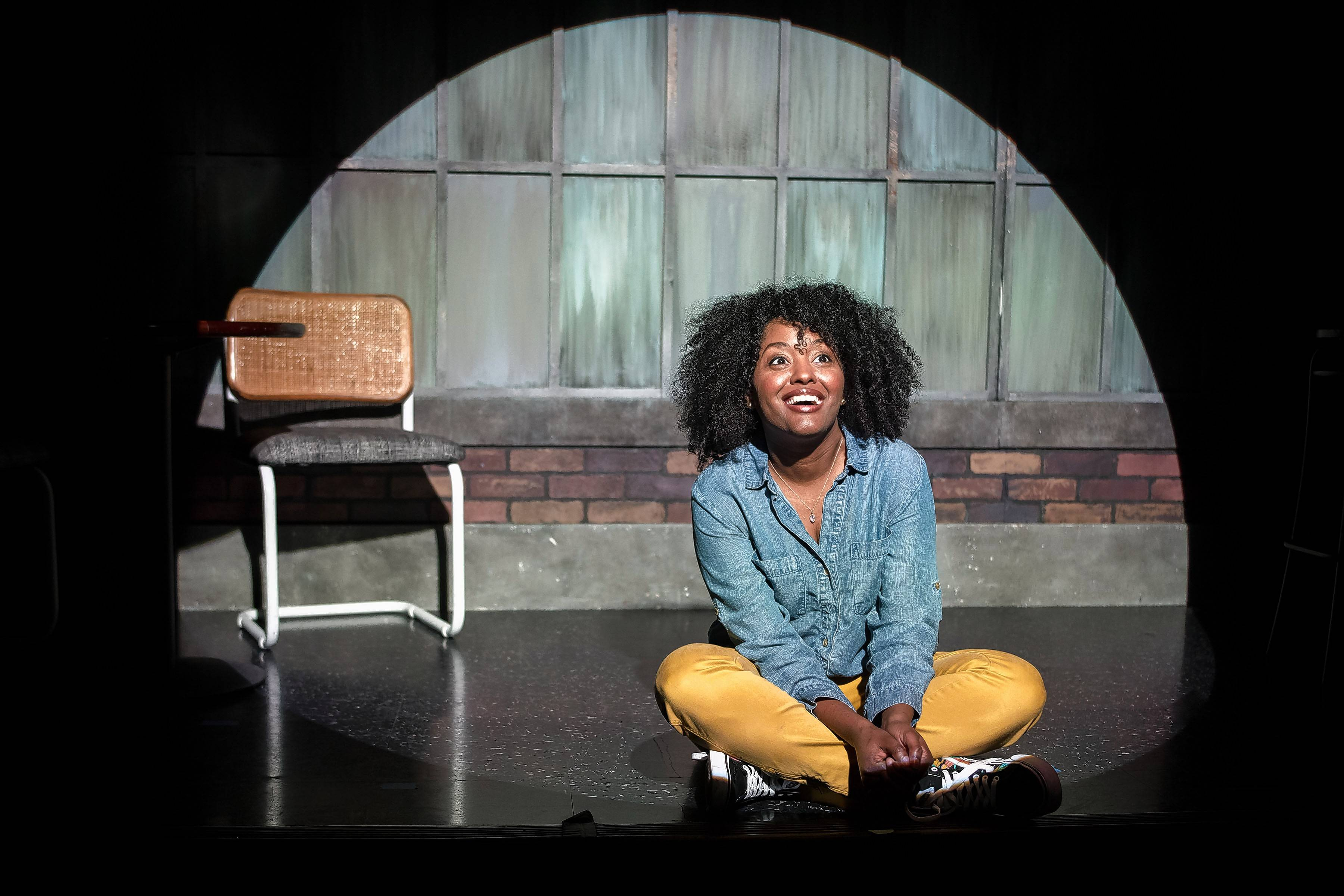"Kaye Winks brings her solo show, ""Token,"" to Second City."