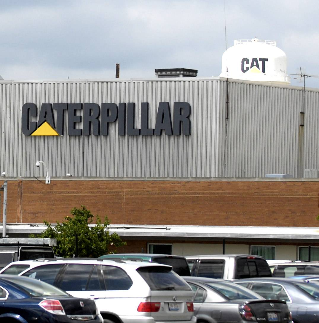 Caterpillar's operations in Montgomery is slated to close by next year and cut 800 jobs.