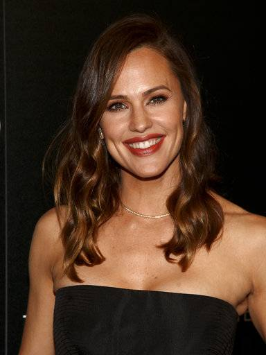 "Jennifer Garner attends a special screening of ""Wakefield,"" hosted by The Cinema Society, at Landmark Sunshine Cinema on Thursday, May 18, 2017, in New York. (Photo by Andy Kropa/Invision/AP)"