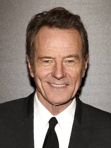 "Bryan Cranston attends a special screening of ""Wakefield,"" hosted by The Cinema Society, at Landmark Sunshine Cinema on Thursday, May 18, 2017, in New York. (Photo by Andy Kropa/Invision/AP)"