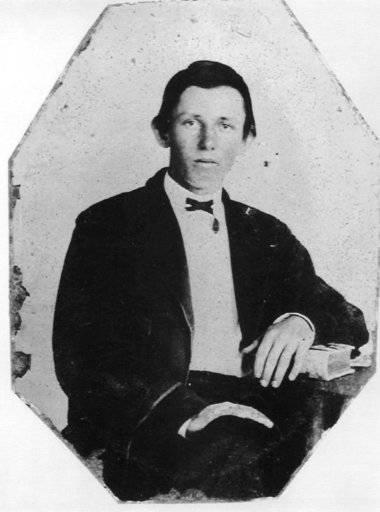 FILE - This undated file photo is thought to be an image of famed gunslinger Billy the Kid, William Bonney, near the age of 18. A newly discovered document, dated July 9, 1908 and found in southern New Mexico is shedding more light on the shooting death of Pat Garrett, the Old West lawman who gained fame for killing Billy the Kid.