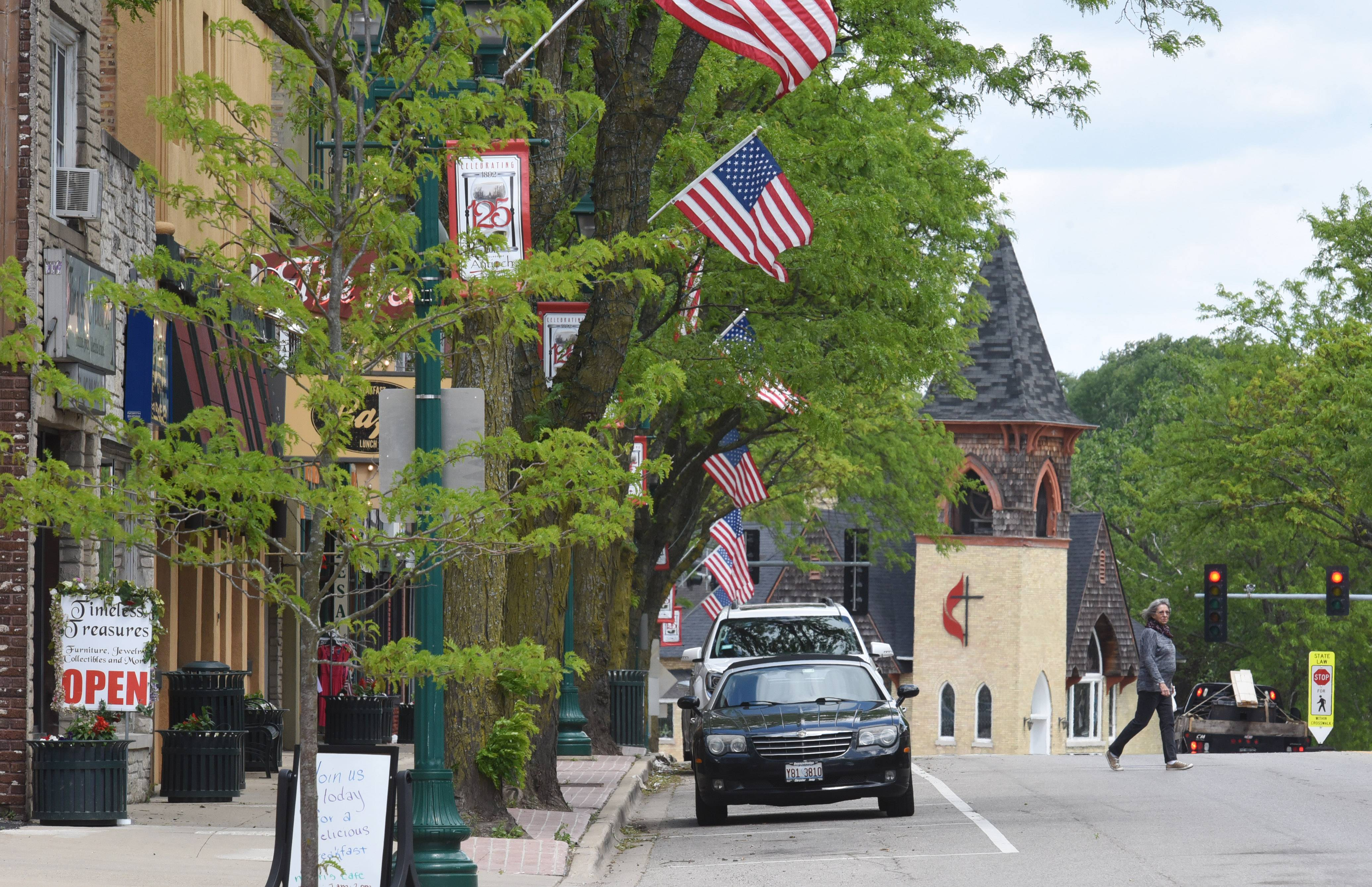 A survey of why people visit Antioch's downtown and what they would like to see there is underway. The results will help form the basis of a strategic plan for the village's downtown.