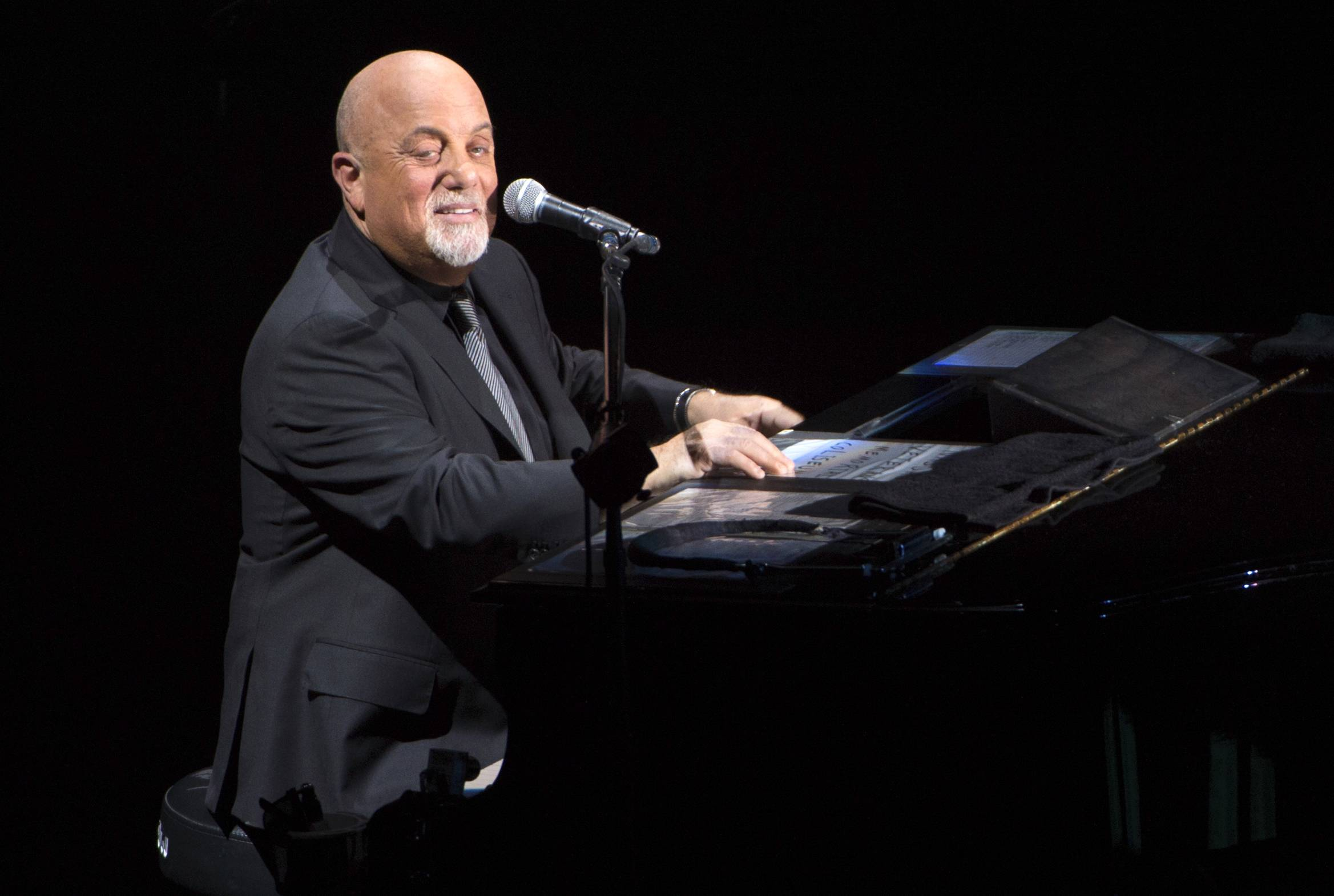 "Billy Joel, who released the album ""The Stranger"" in 1977, is among those launching major tours this spring and summer. He plays Wrigley Field in August."
