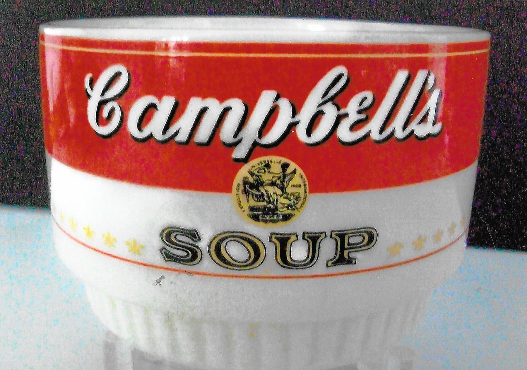 Campbell Soup Company won an award at the 1900 Exposition Universelle in Paris, France.