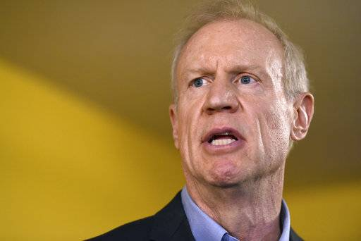 "Gov. Bruce Rauner has called Senate Bill 1 a ""bailout"" for Chicago Public Schools."