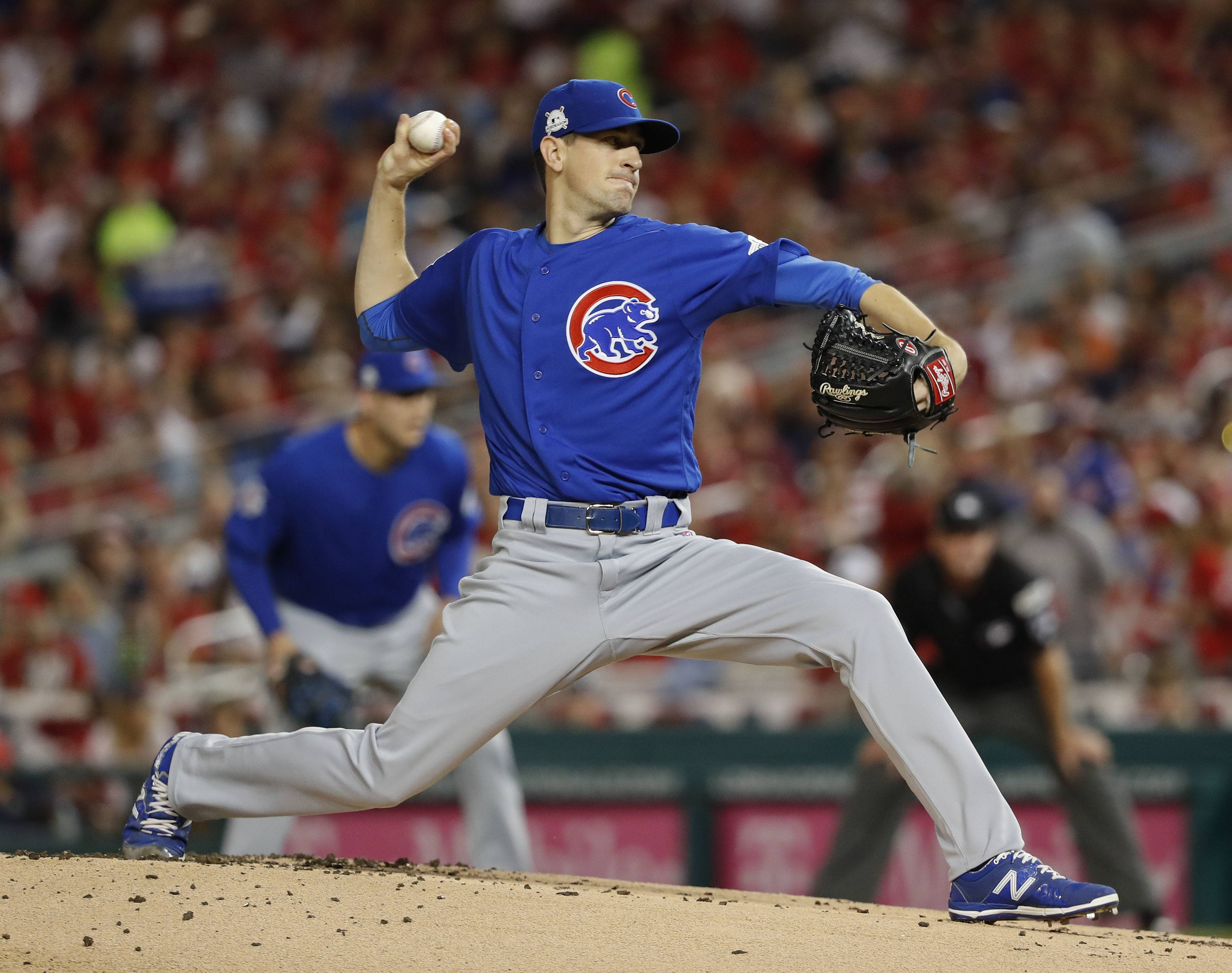 Three questions for Cubs heading into Game 5 of NLDS