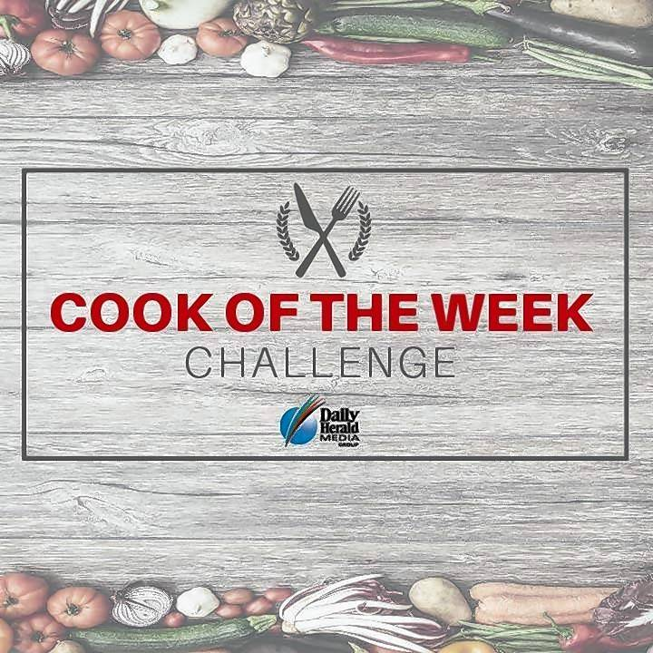 Follow Cook of the Week finale live on Facebook