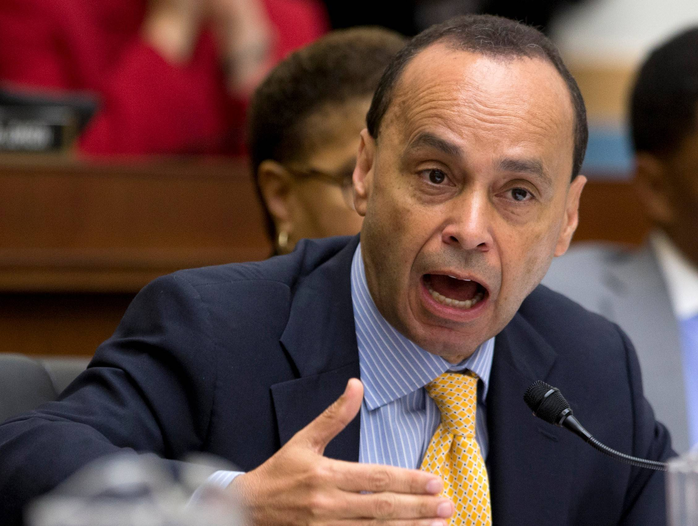 House Judiciary Committee member Rep. Luis Gutierrez, of Chicago, was among six Democrats who filed articles of impeachment this week against President Donald Trump.