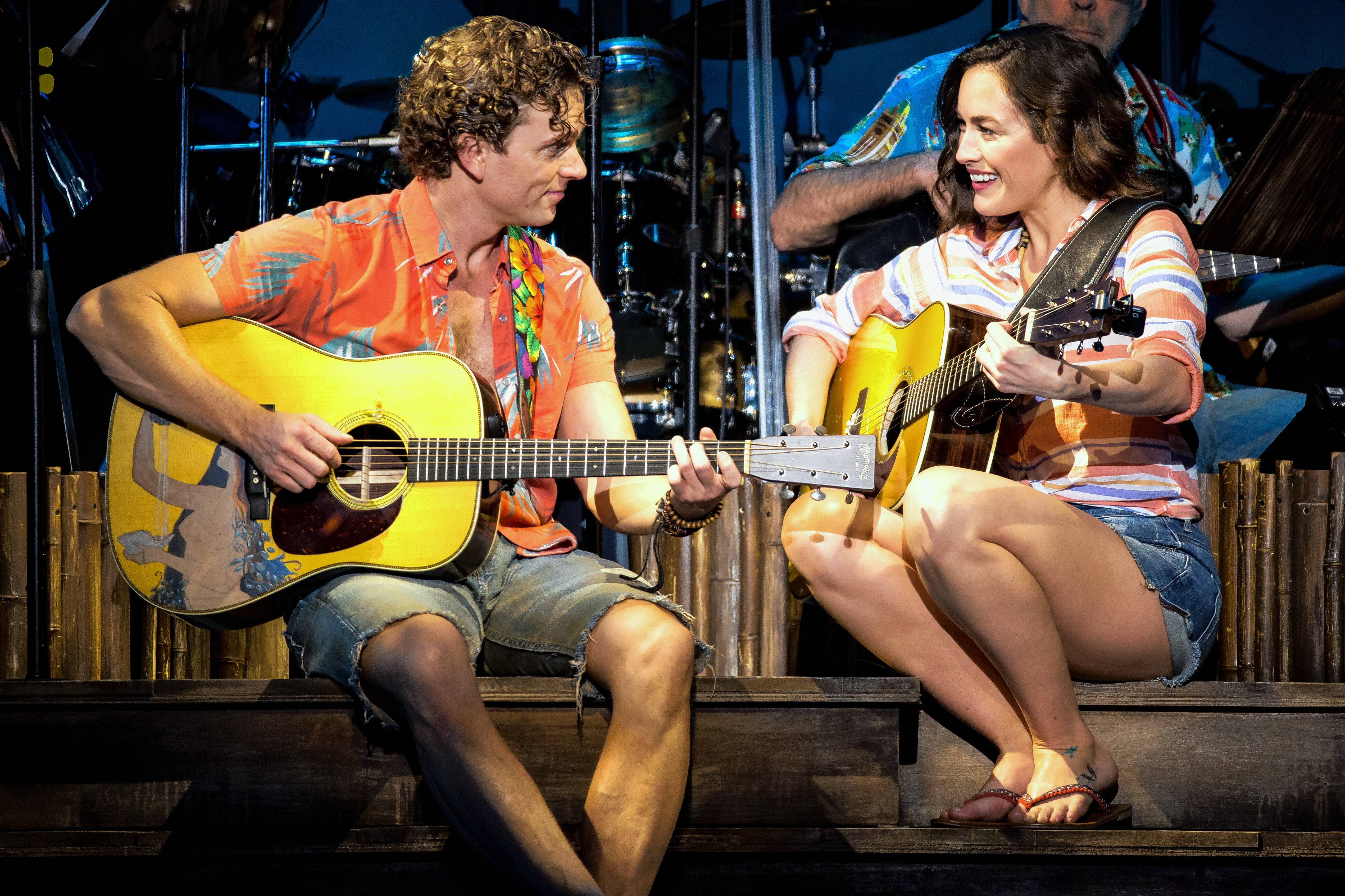 Jimmy Buffett's Broadway-bound 'Margaritaville' offers a perfect escape