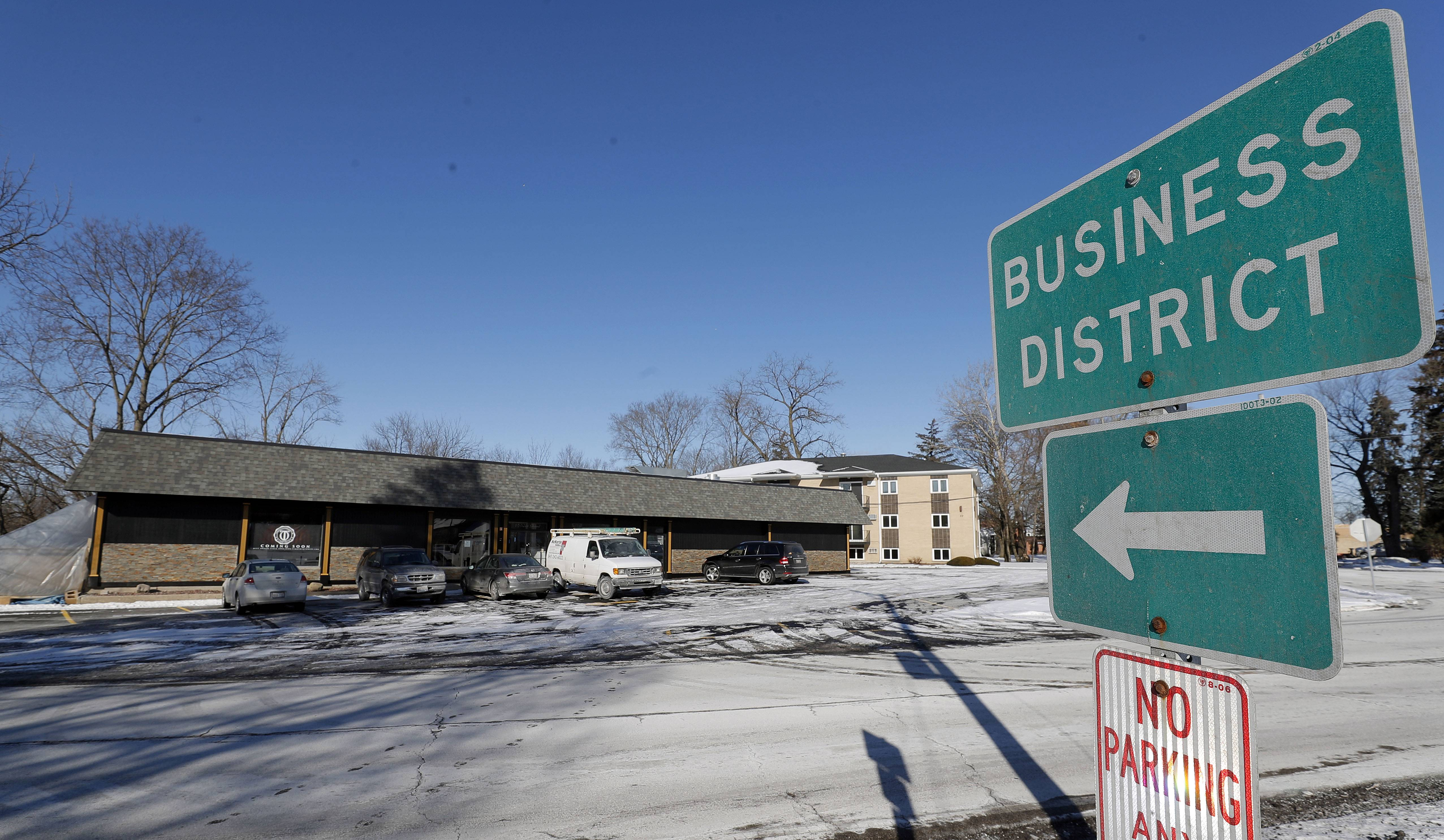 Lake Villa leaders hope incentives will help revive the downtown area, including building improvements for a Timothy O'Toole's restaurant to replace the former Blackthorn Grille.
