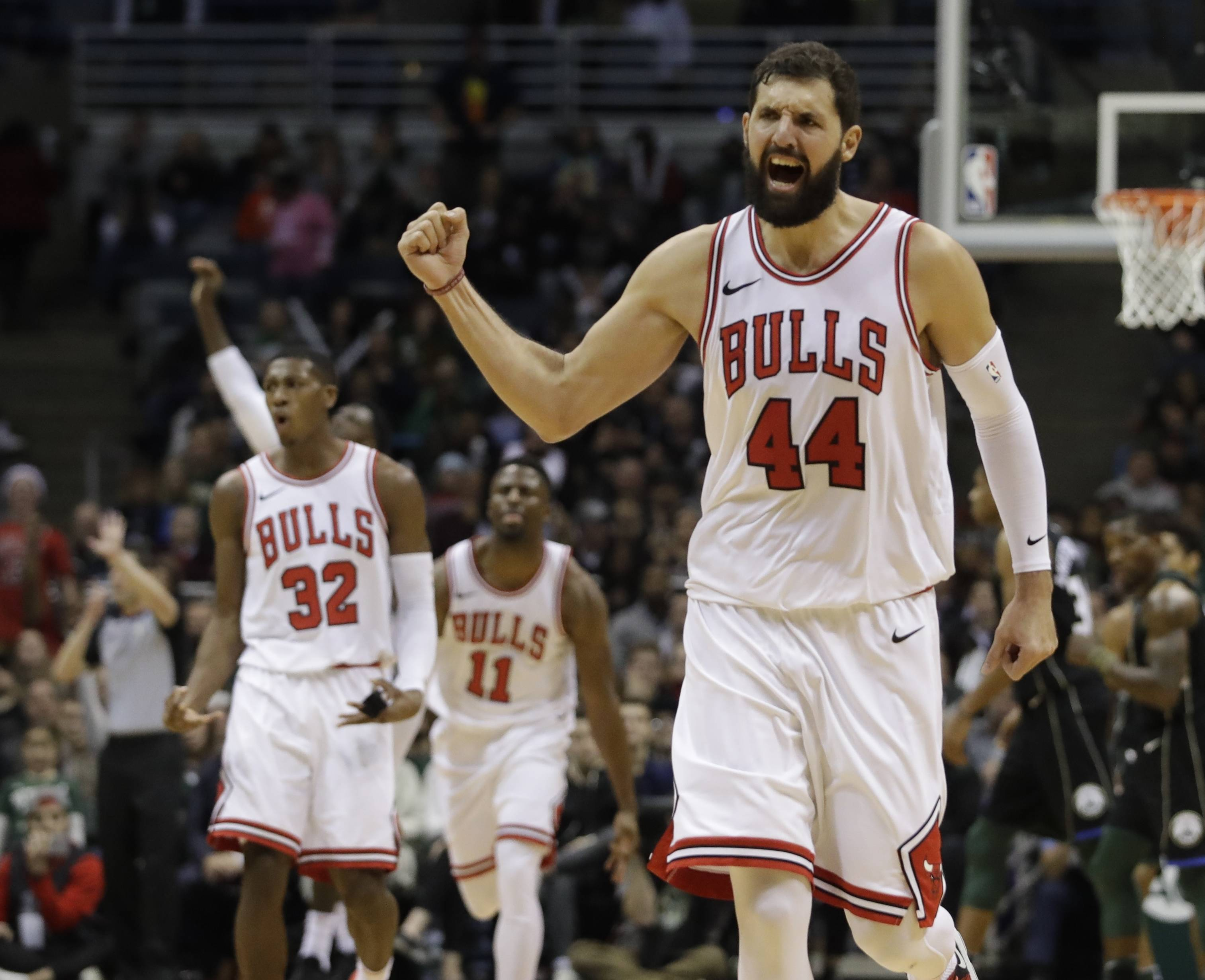 Mirotic trade rumors are getting louder for Bulls