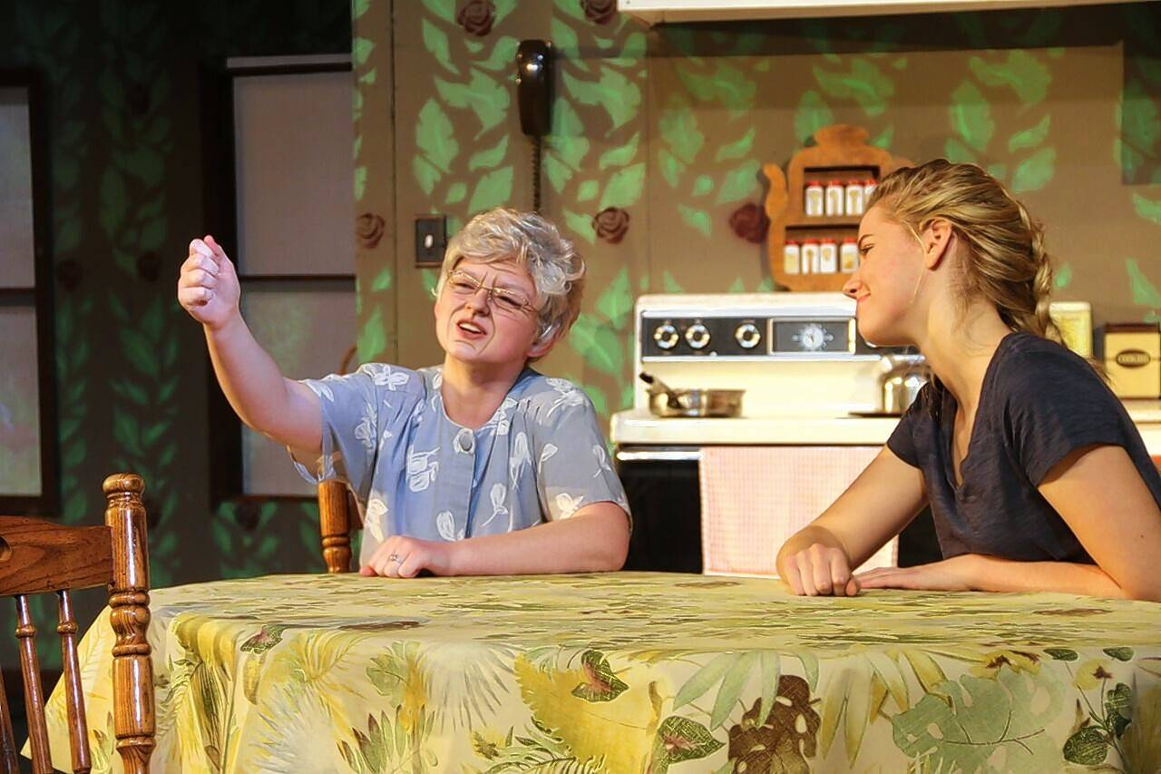 "In their production of ""Close Ties,"" Lake Park students explore the theme of family connections as members cope with signs of the matriarch's senility. They'll share the story at the Illinois High School Theatre Festival."