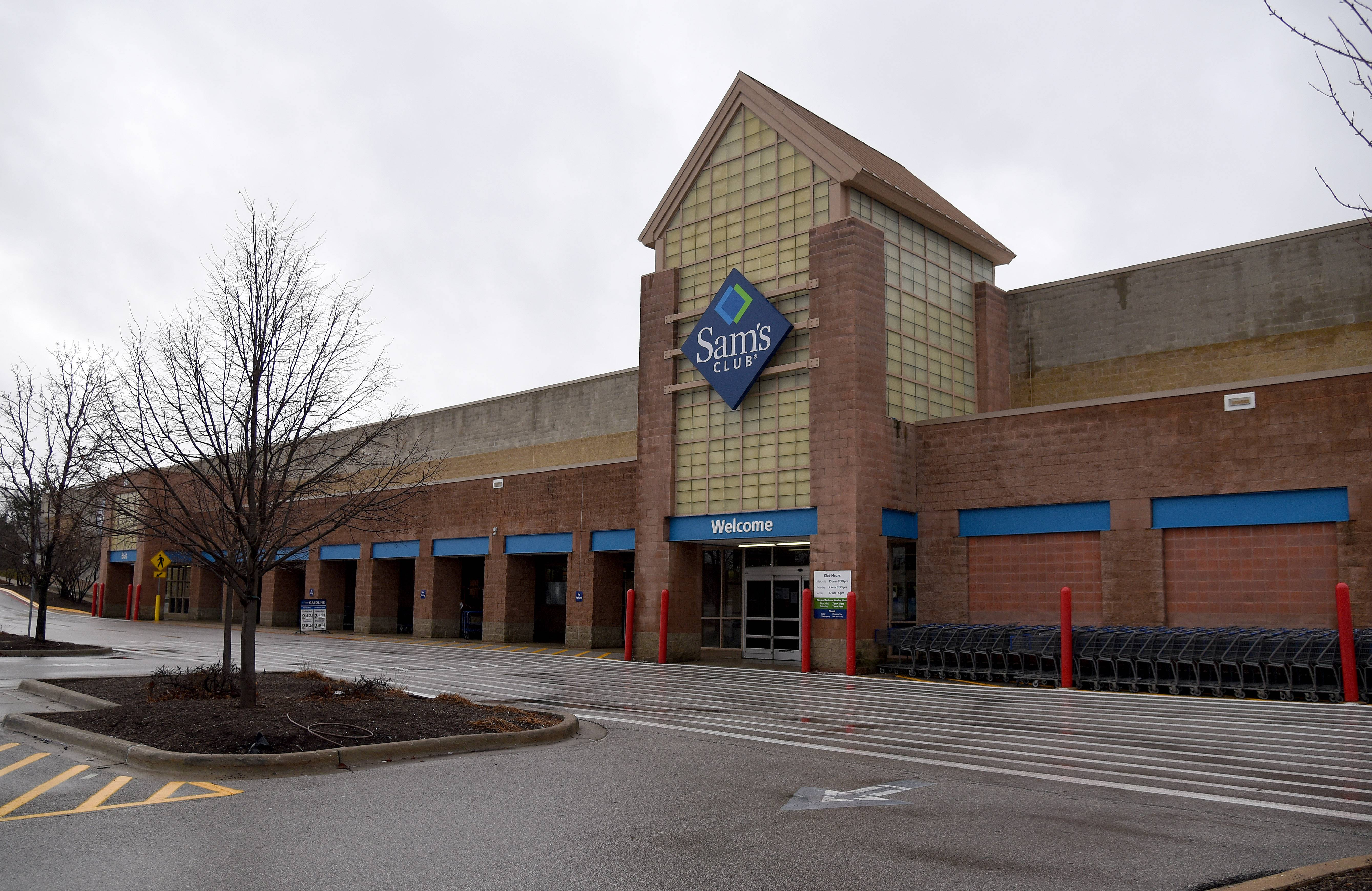 The Sam's Club in Batavia will close later this month.