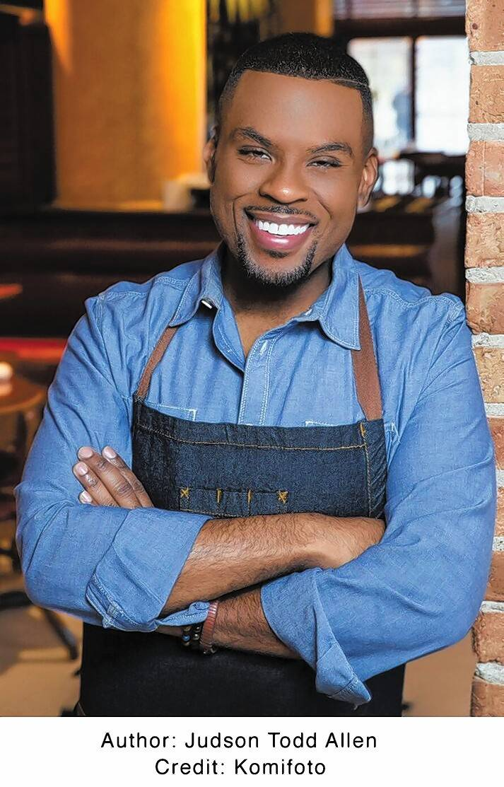 "Chef Judson Todd Allen debuts his new cookbook, ""The Spice Diet,"" at 7 p.m. Wednesday, Jan. 17, at Anderson's Bookshop in La Grange."