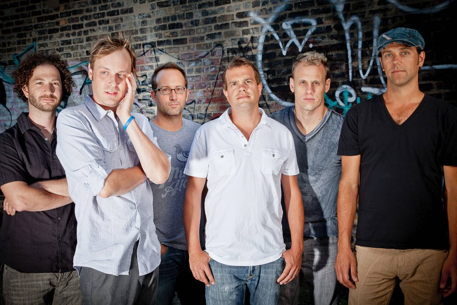 "Celebrate the release of their new album ""it's not us"" with Umphrey's McGee Sunday, Jan. 14, at Chicago's Park West."