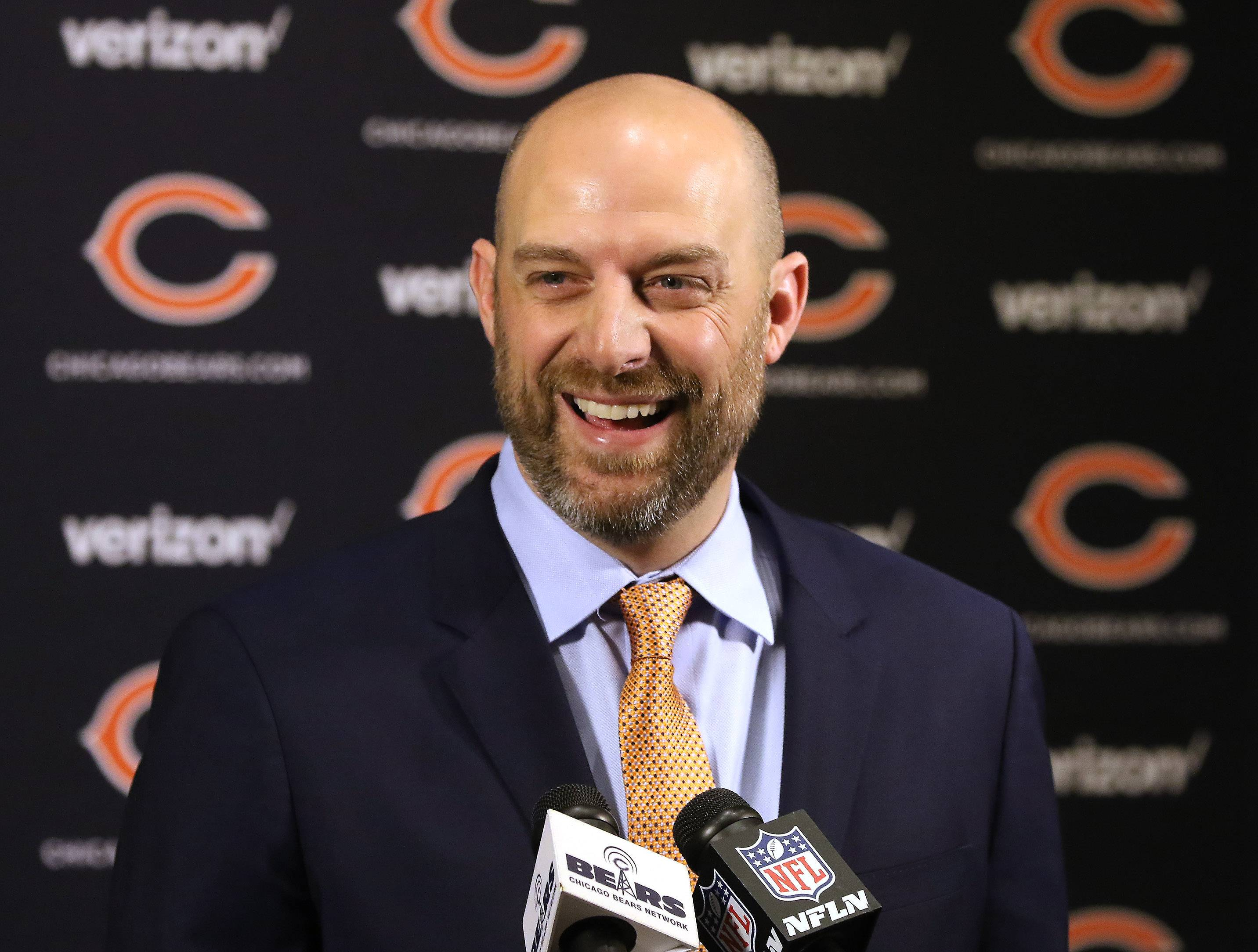 Wheaton Academy coach shares Arena Football memories with new Bears coach Nagy