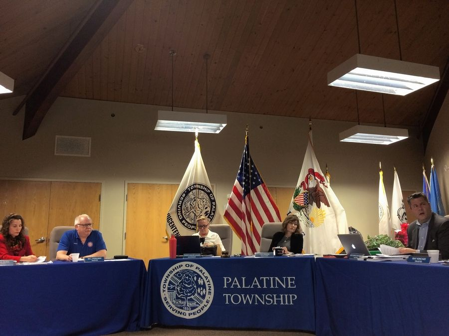 Palatine Township board members have approved a policy that allows the hiring of a parliamentarian to run their meetings. It's part of an effort to keep meetings cordial and handle business properly.