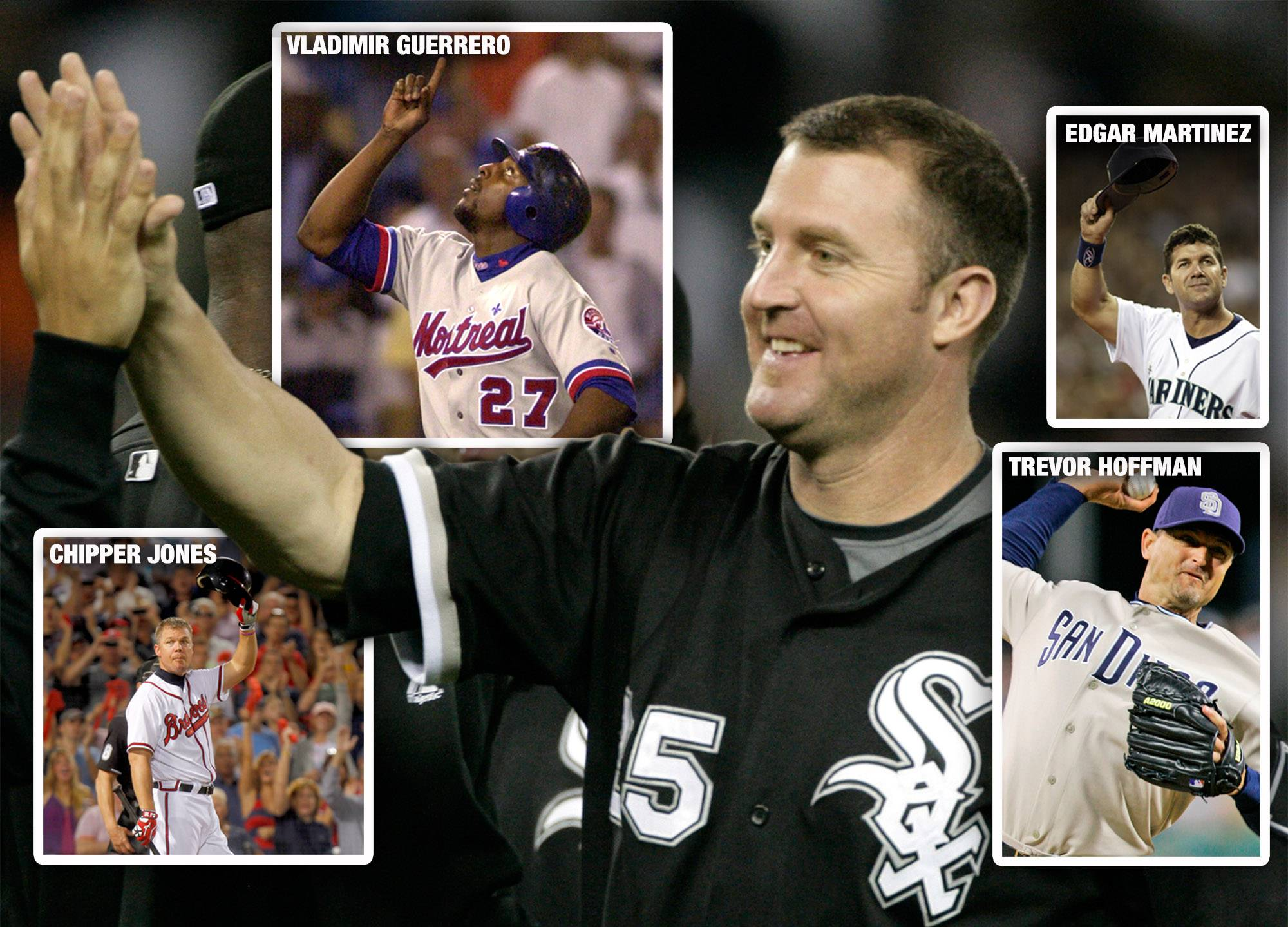 Why this year's Baseball Hall of Fame class could be big